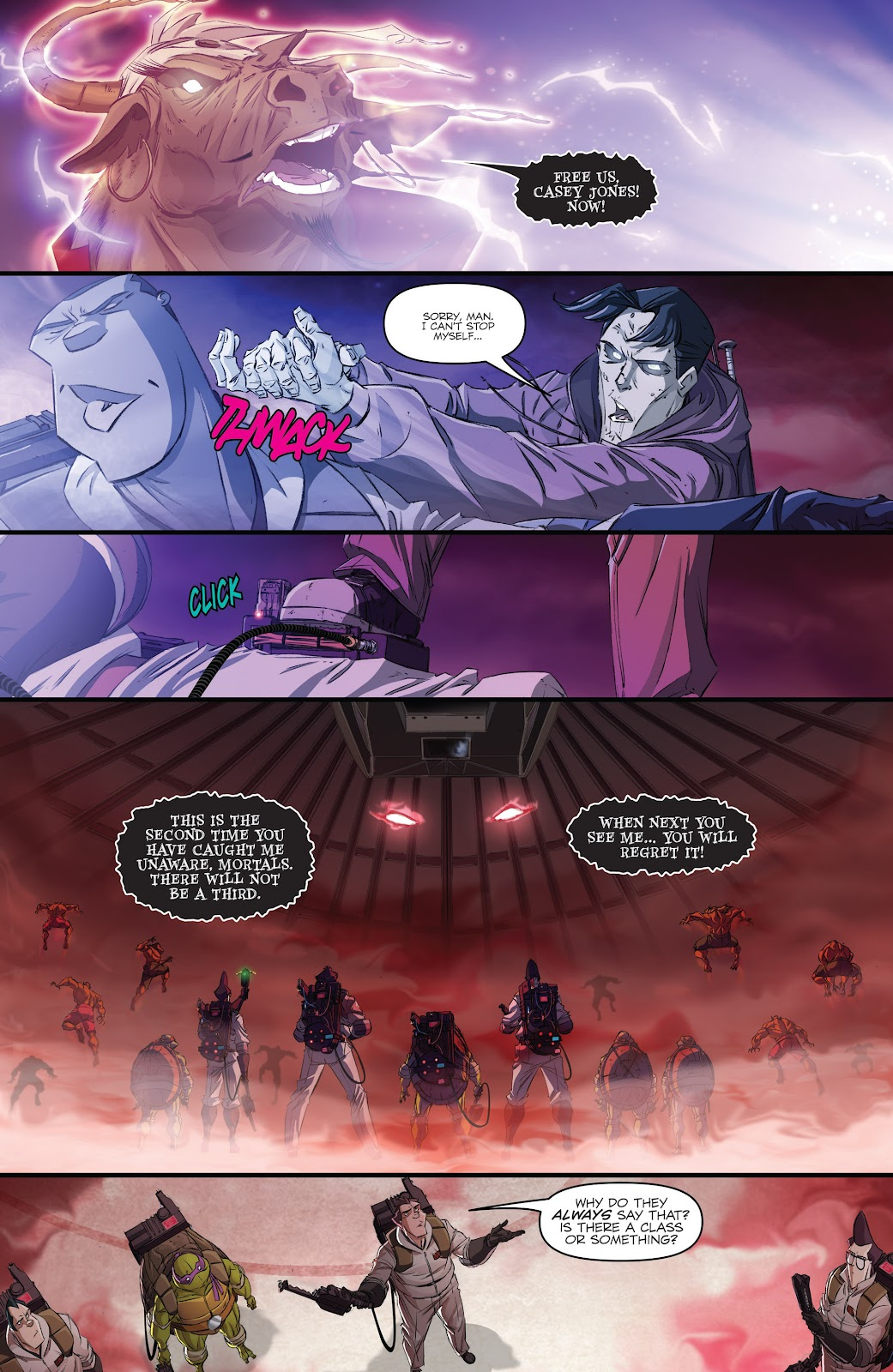 Read online Teenage Mutant Ninja Turtles: The IDW Collection comic -  Issue # TPB 5 (Part 3) - 23