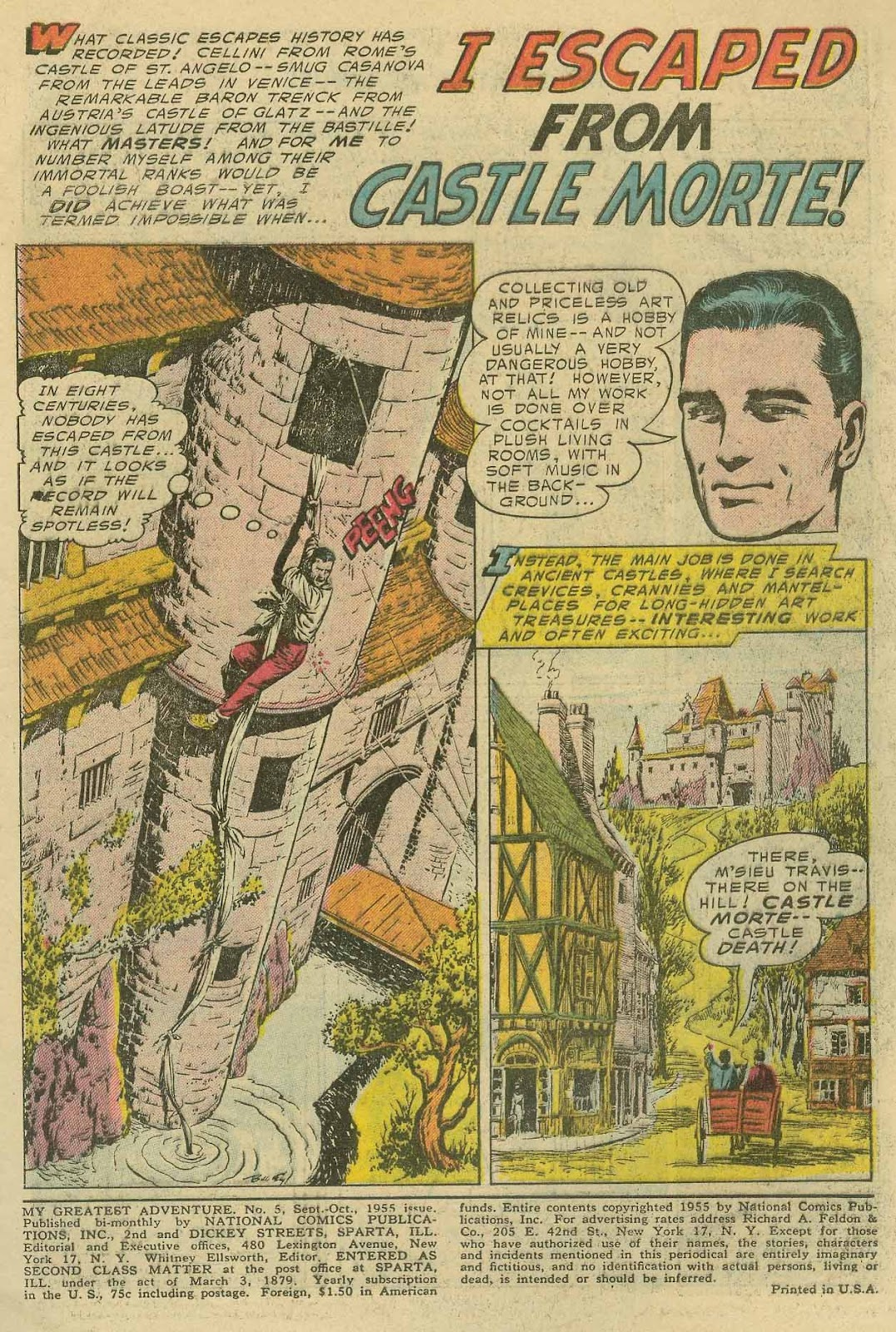 My Greatest Adventure (1955) issue 5 - Page 3
