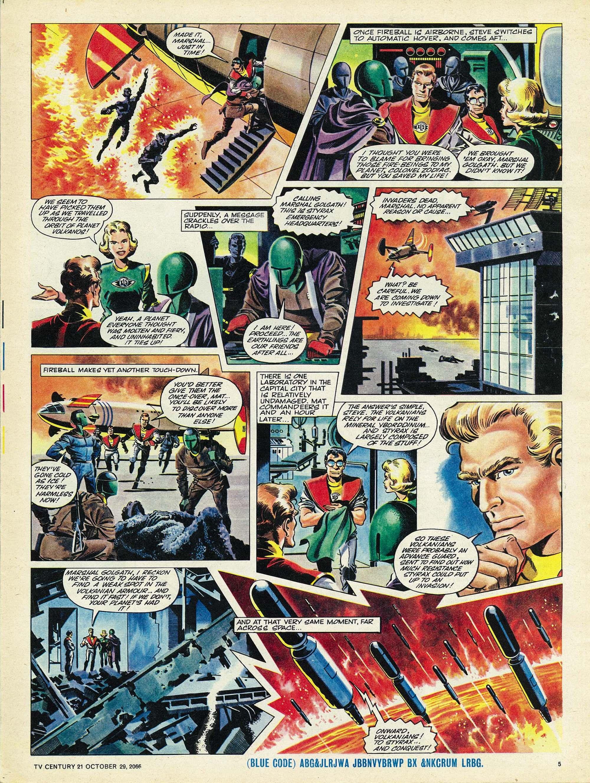 Read online TV Century 21 (TV 21) comic -  Issue #93 - 5