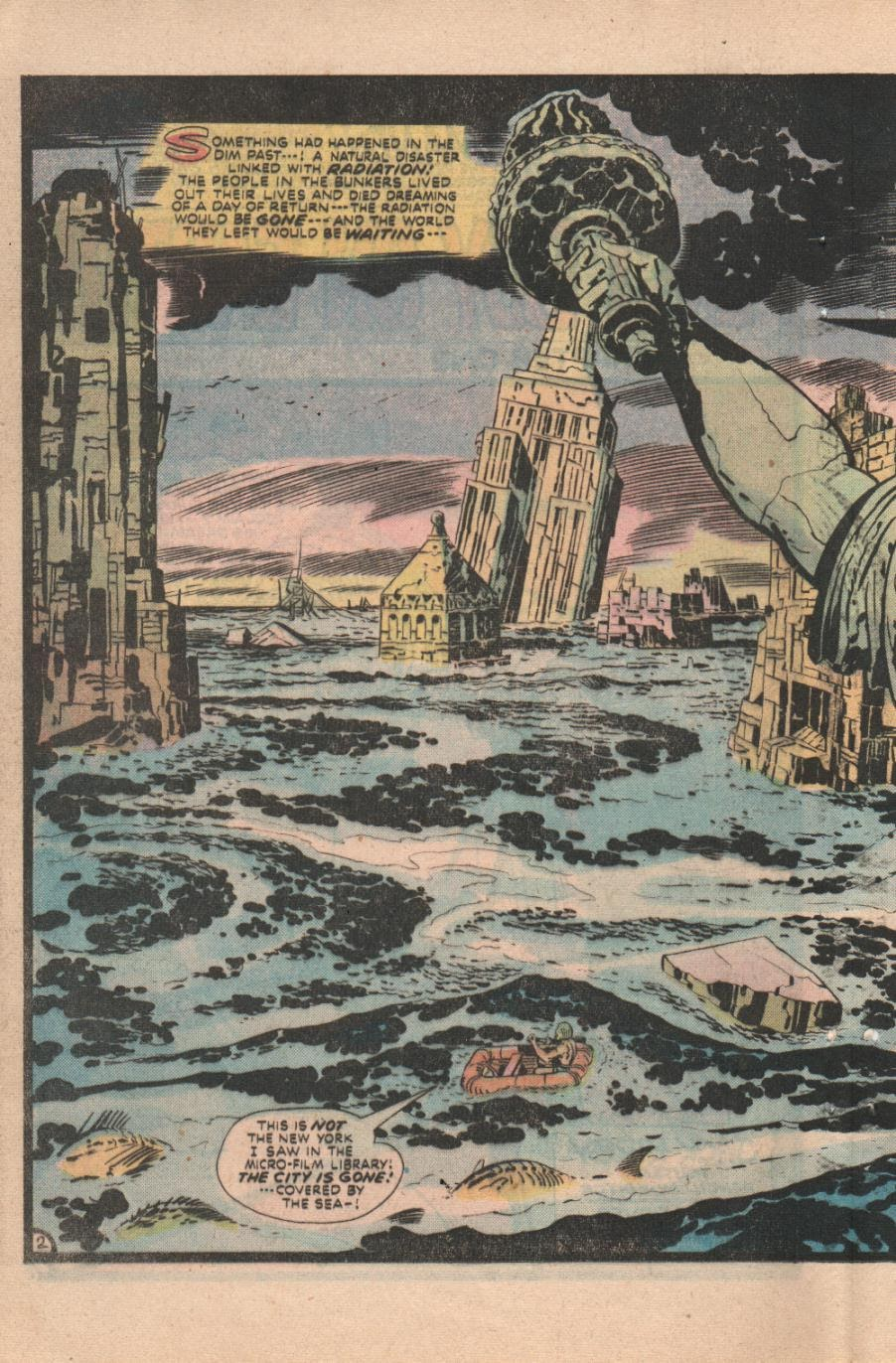 Kamandi, The Last Boy On Earth issue 32 - Page 31