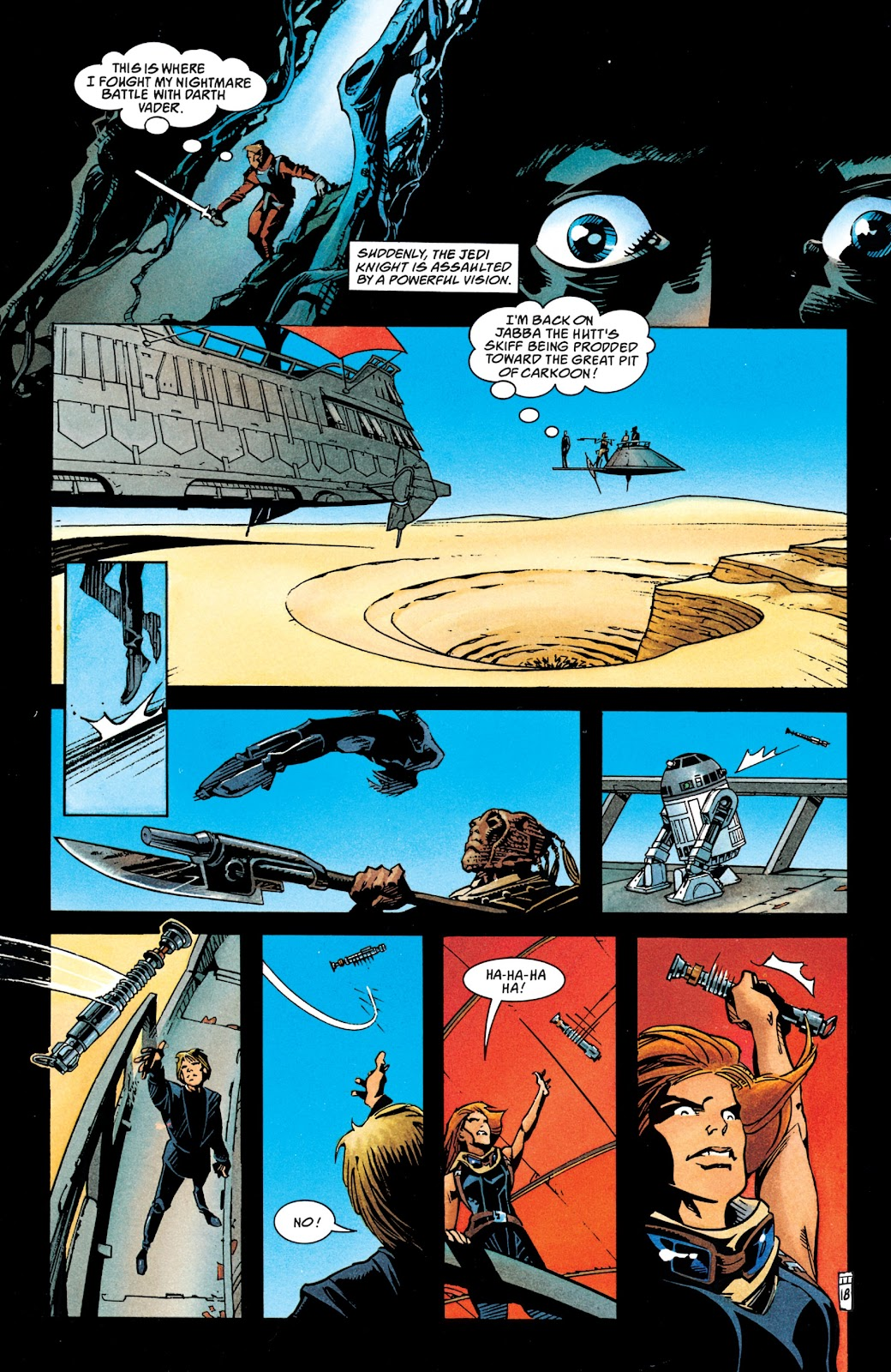 Read online Star Wars Legends: The New Republic - Epic Collection comic -  Issue # TPB 4 (Part 1) - 49