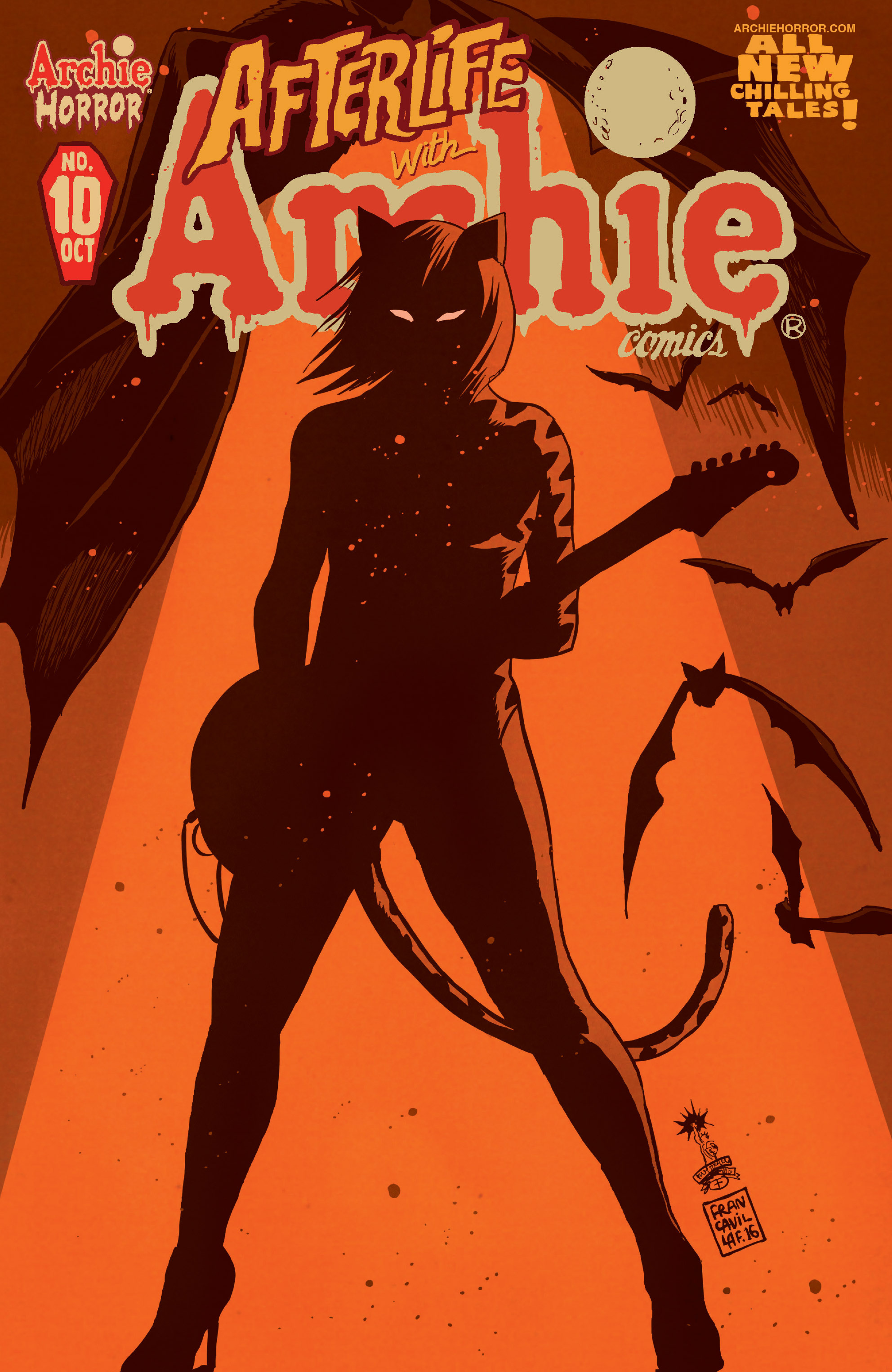 Read online Afterlife with Archie comic -  Issue #10 - 1