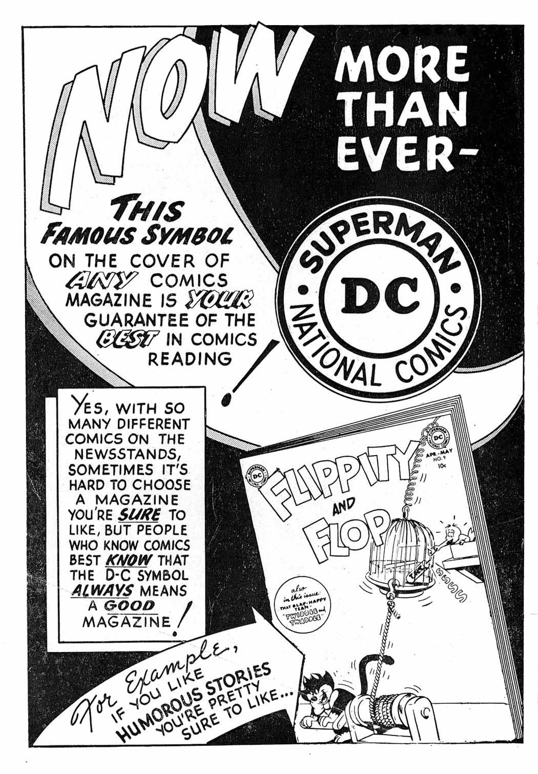 Comic Cavalcade issue 56 - Page 2