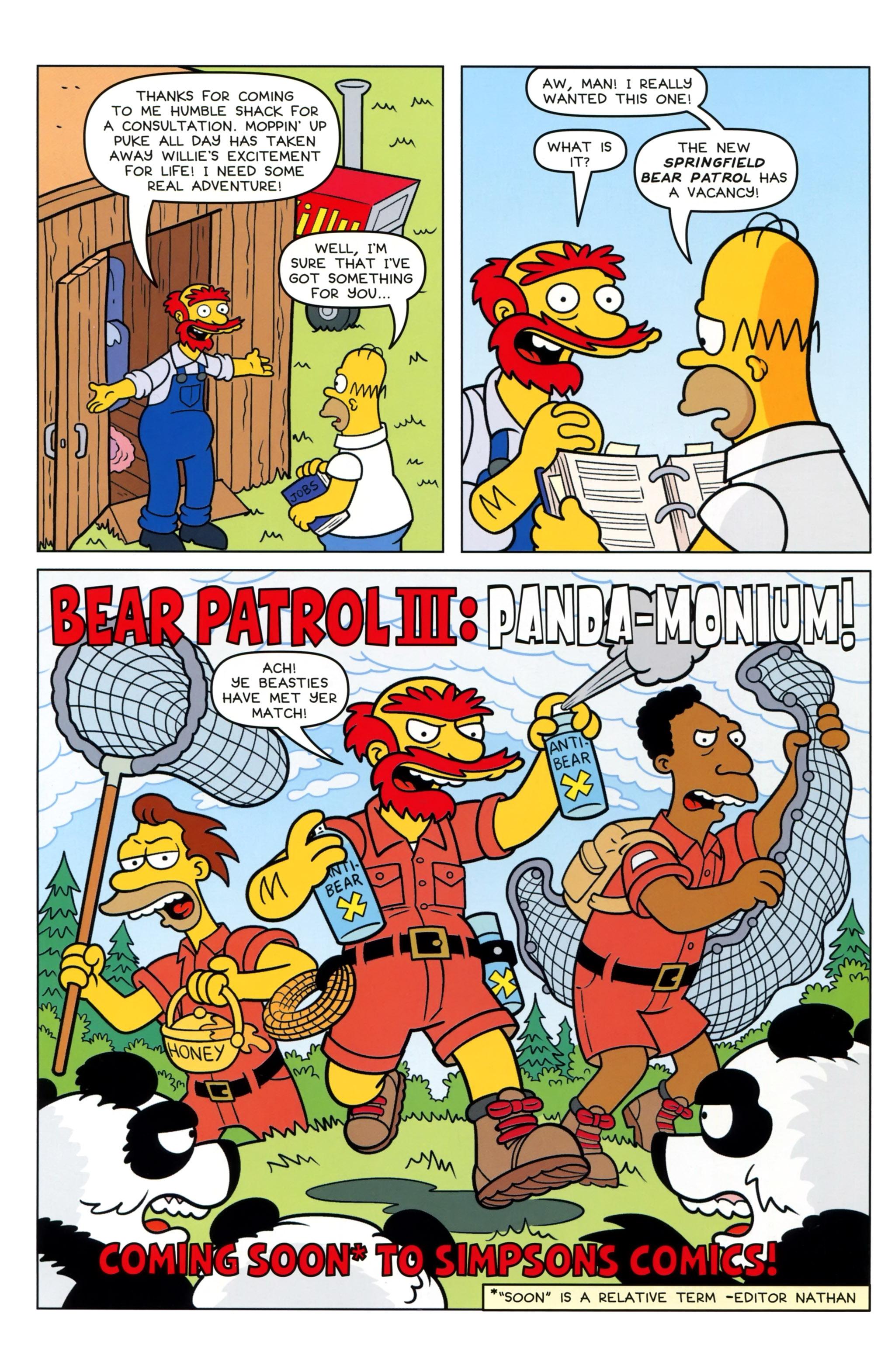 Read online Simpsons Comics comic -  Issue #223 - 15