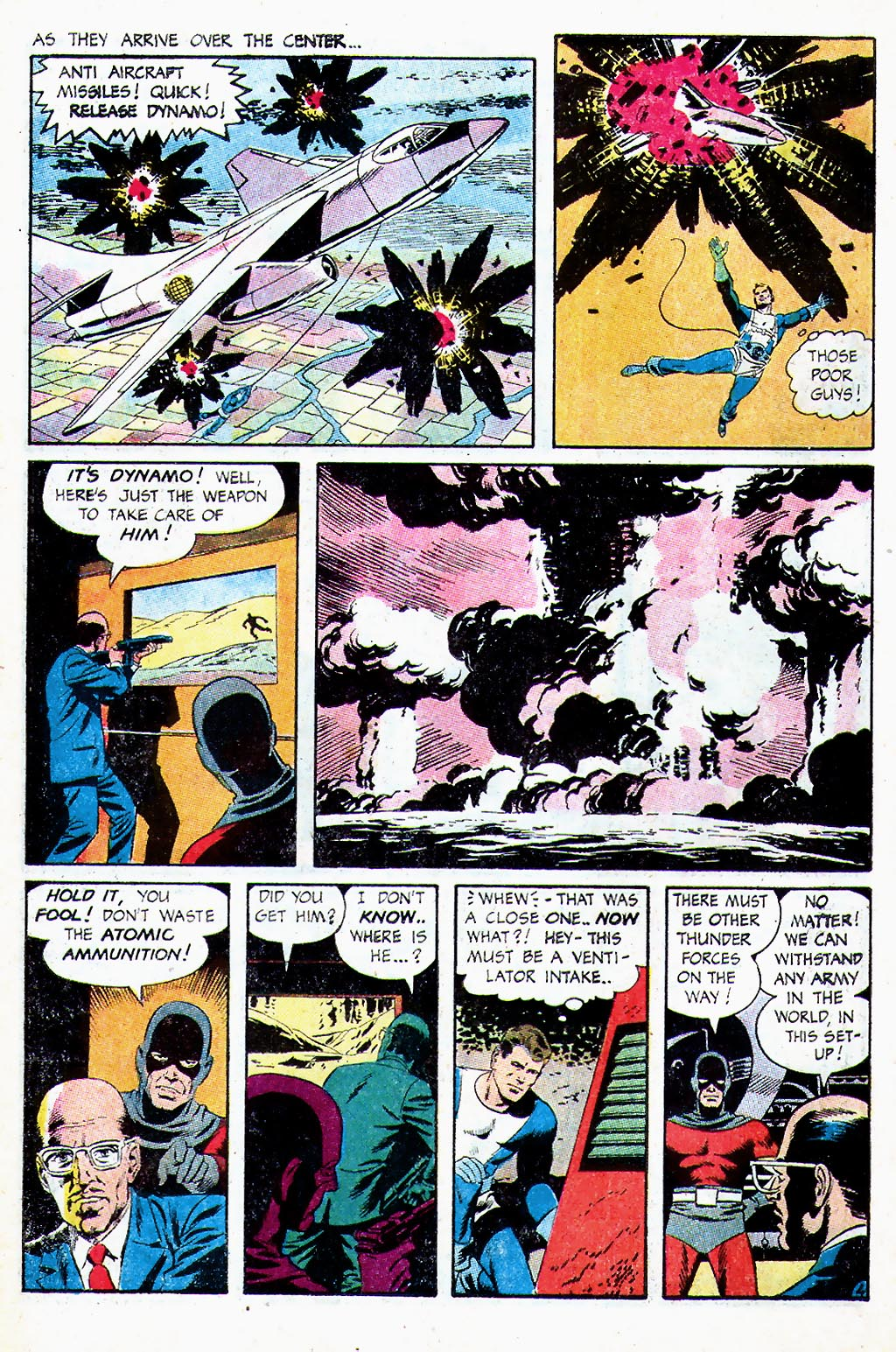 T.H.U.N.D.E.R. Agents (1965) issue 13 - Page 5