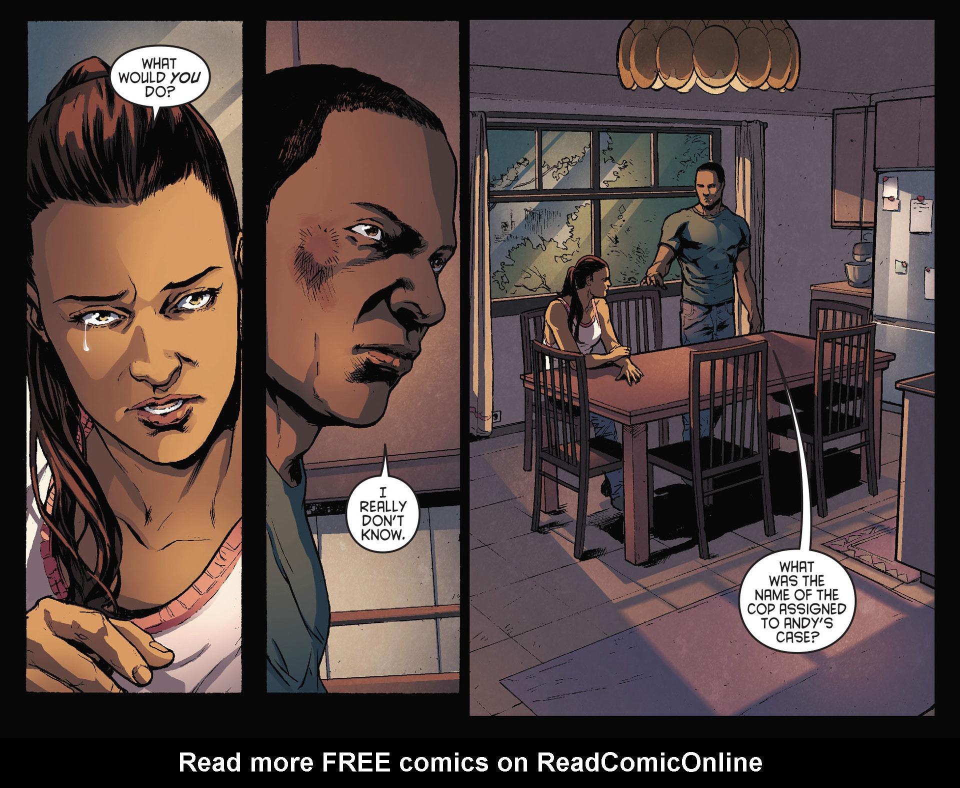 Read online Arrow [II] comic -  Issue #28 - 10