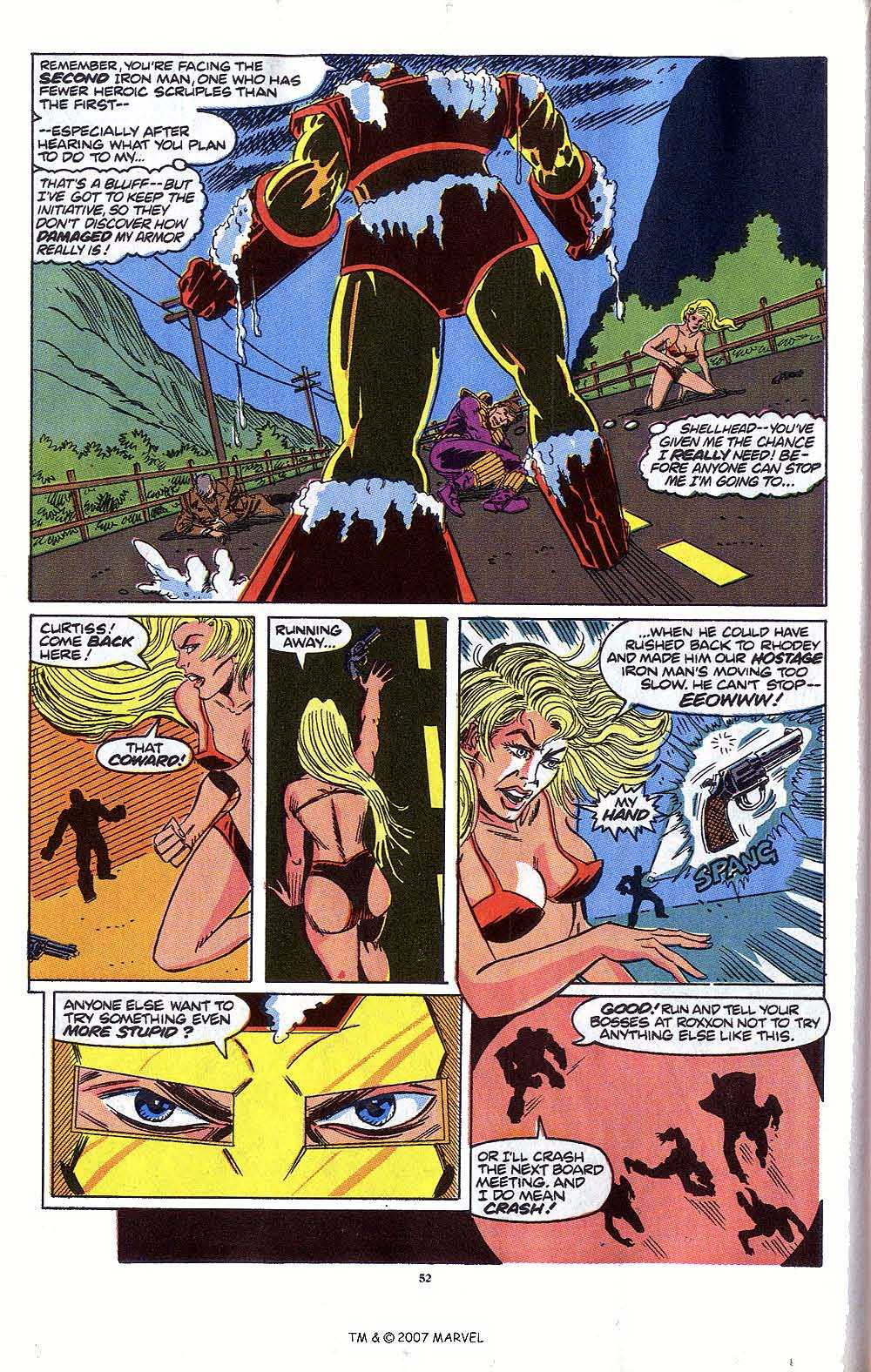 Iron Man Annual issue 12 - Page 54