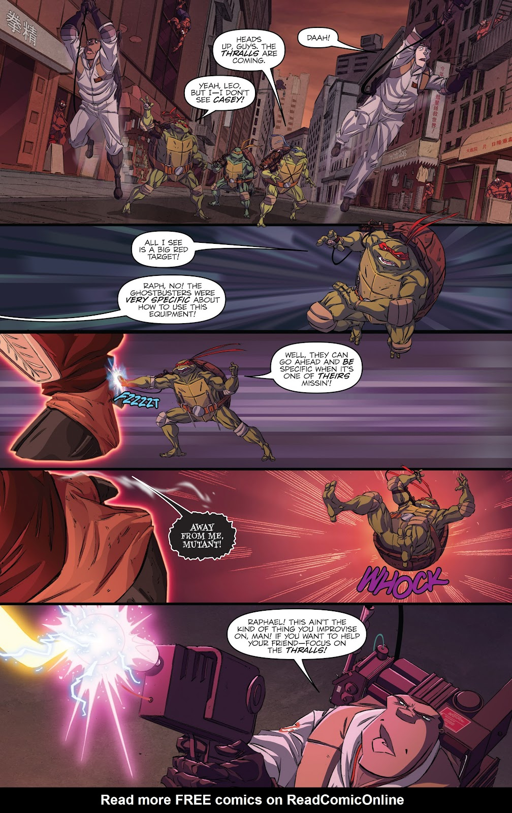Read online Teenage Mutant Ninja Turtles: The IDW Collection comic -  Issue # TPB 5 (Part 3) - 29