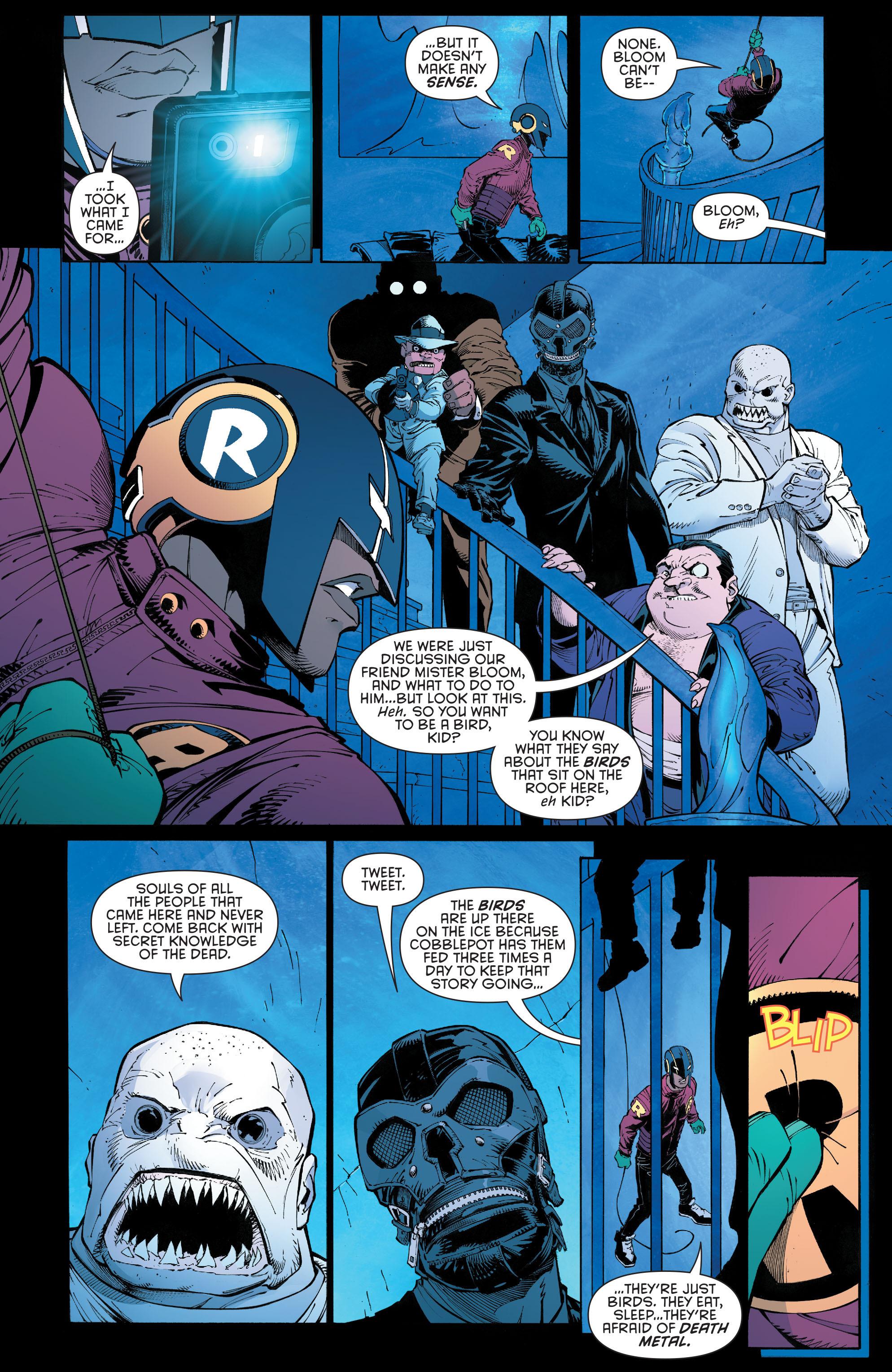 Read online Batman (2011) comic -  Issue # _TPB 9 - 22
