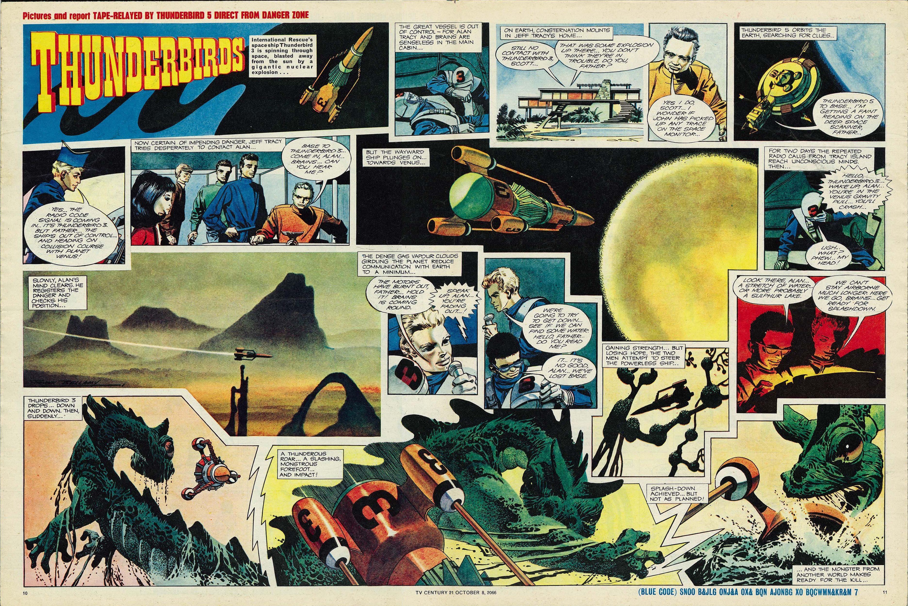Read online TV Century 21 (TV 21) comic -  Issue #90 - 10