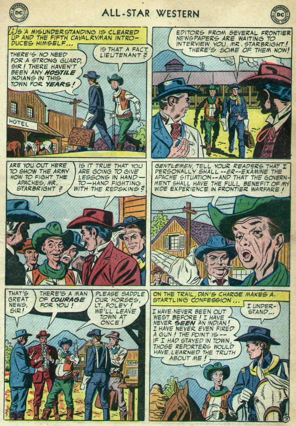 All-Star Western (1951) issue 79 - Page 23