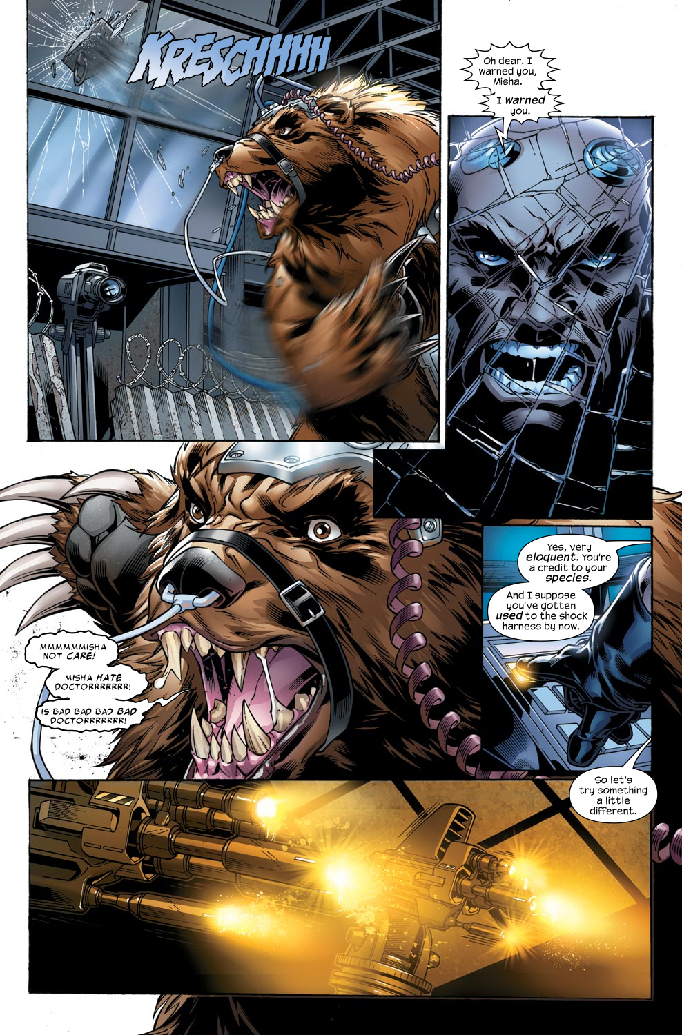 Read online Ultimate Fantastic Four (2004) comic -  Issue #47 - 4