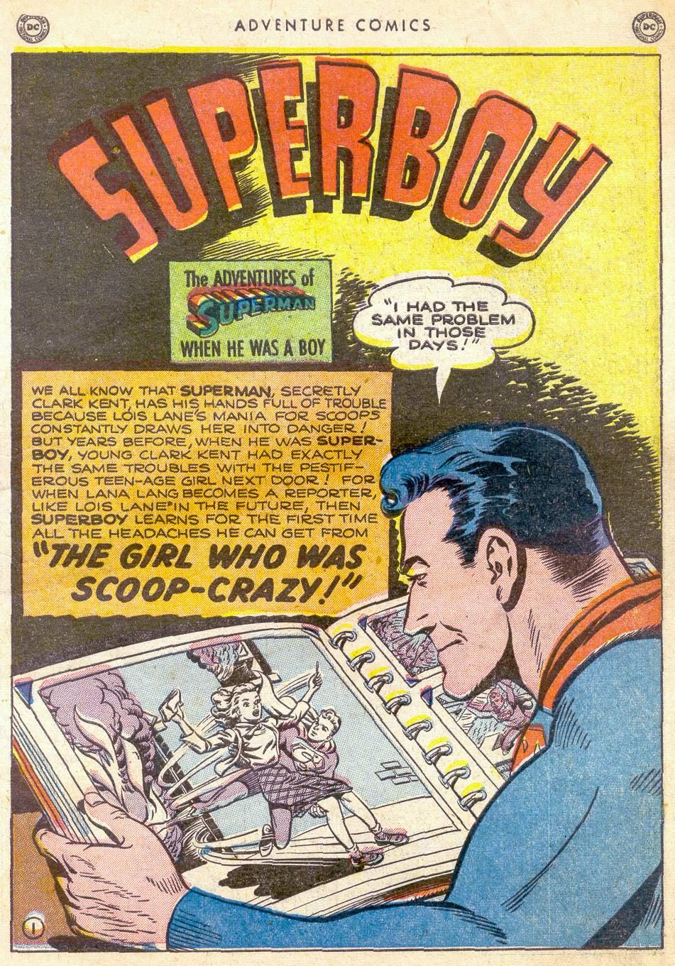 Read online Adventure Comics (1938) comic -  Issue #161 - 3