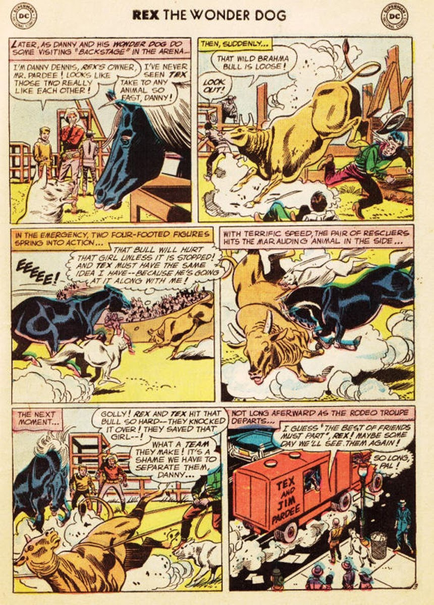 The Adventures of Rex the Wonder Dog issue 35 - Page 20