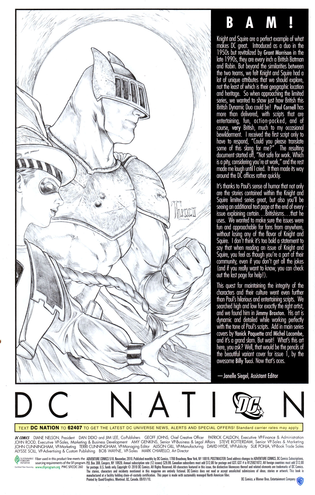 Read online Adventure Comics (1938) comic -  Issue #518 - 32