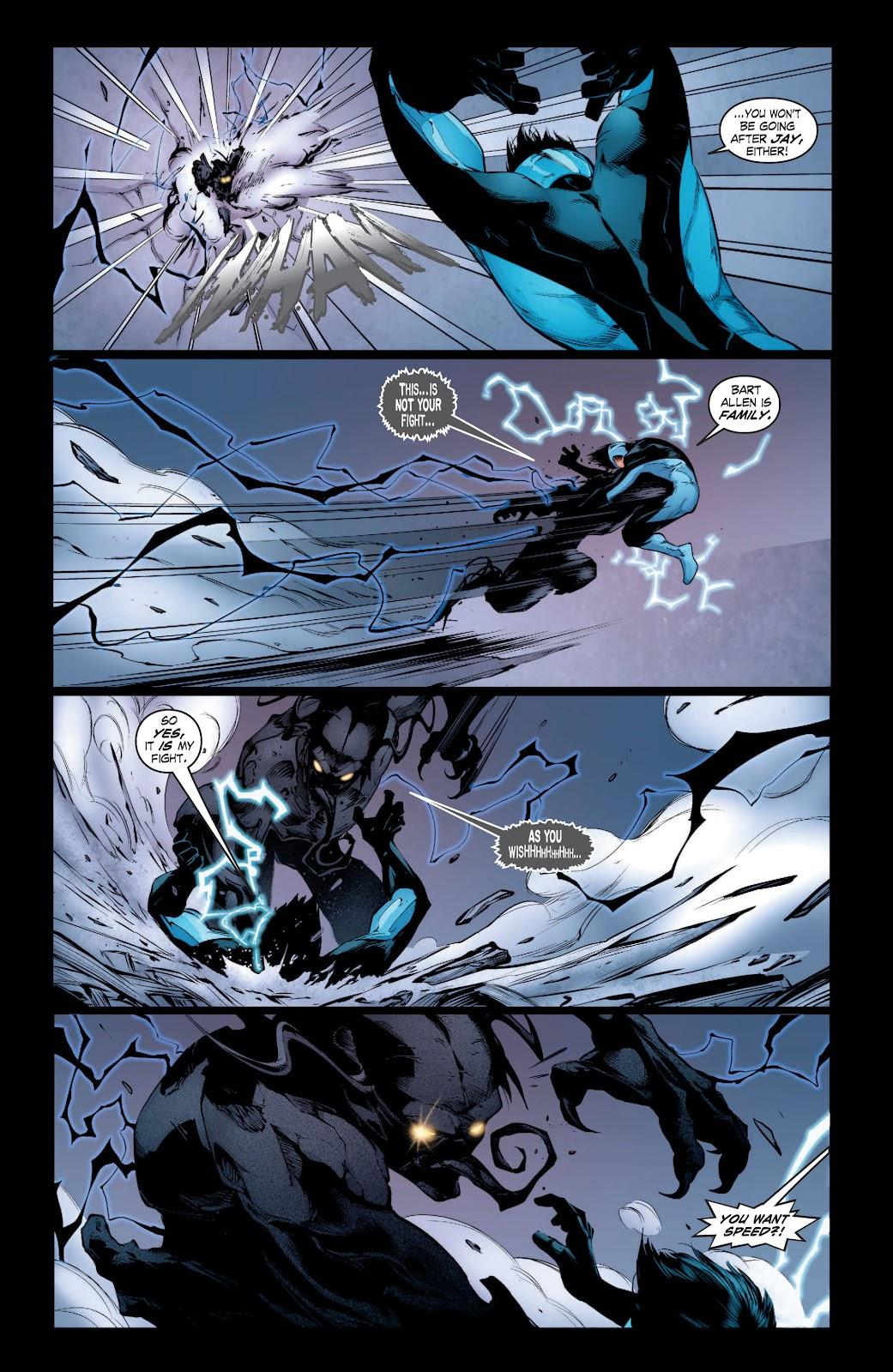 Read online Smallville Season 11 [II] comic -  Issue # TPB 3 - 111