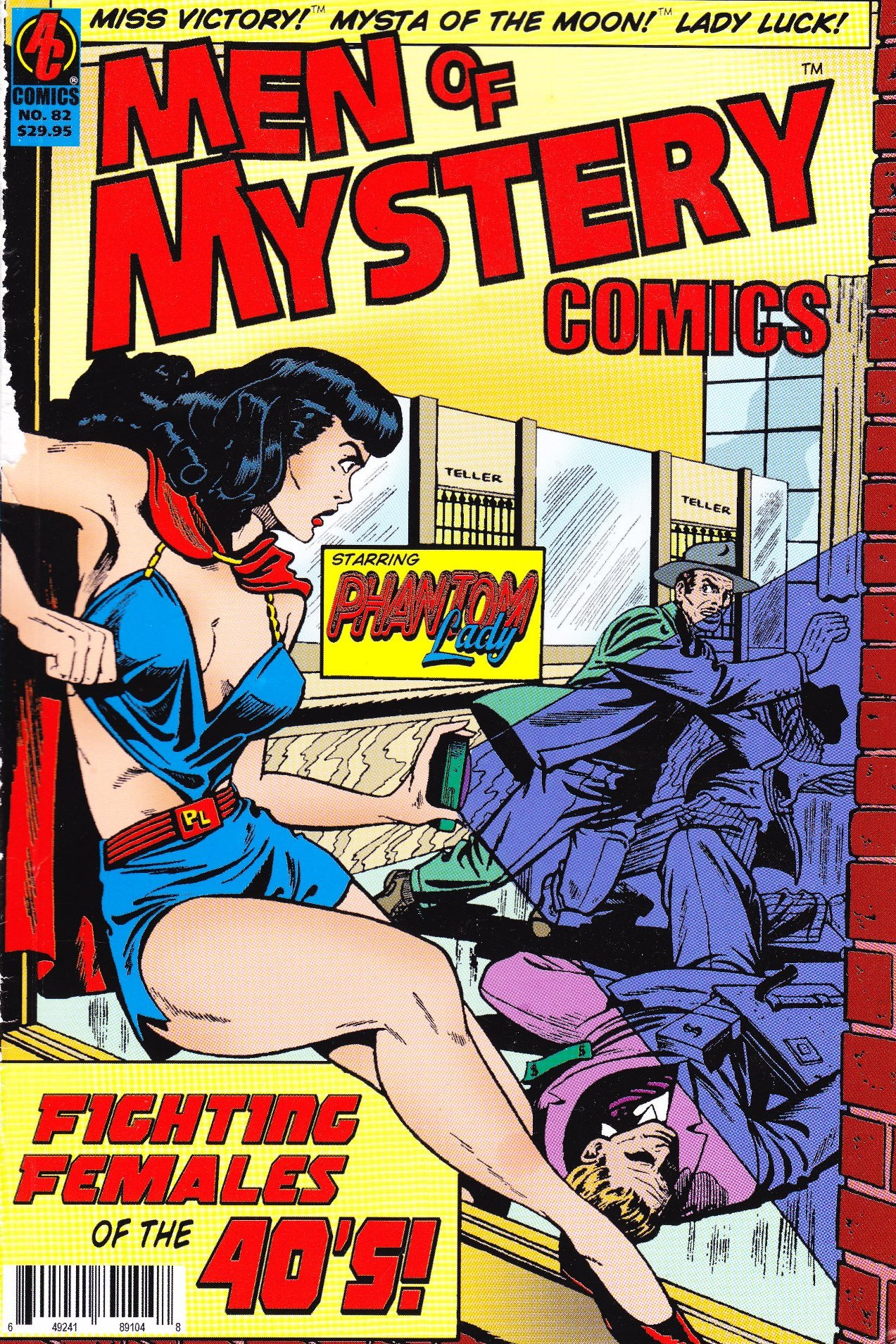 Read online Men of Mystery Comics comic -  Issue #82 - 1