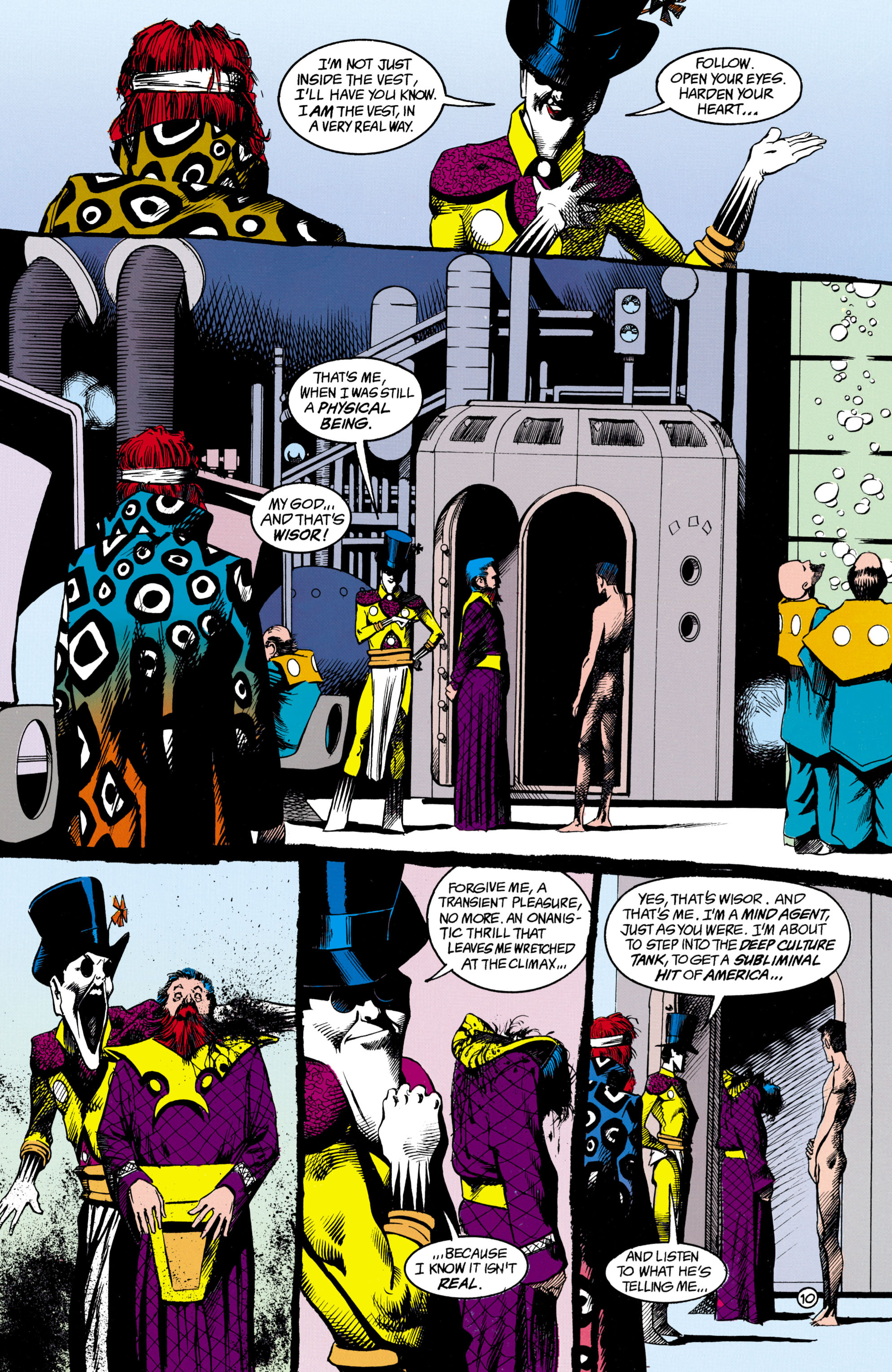 Read online Shade, the Changing Man comic -  Issue #16 - 10