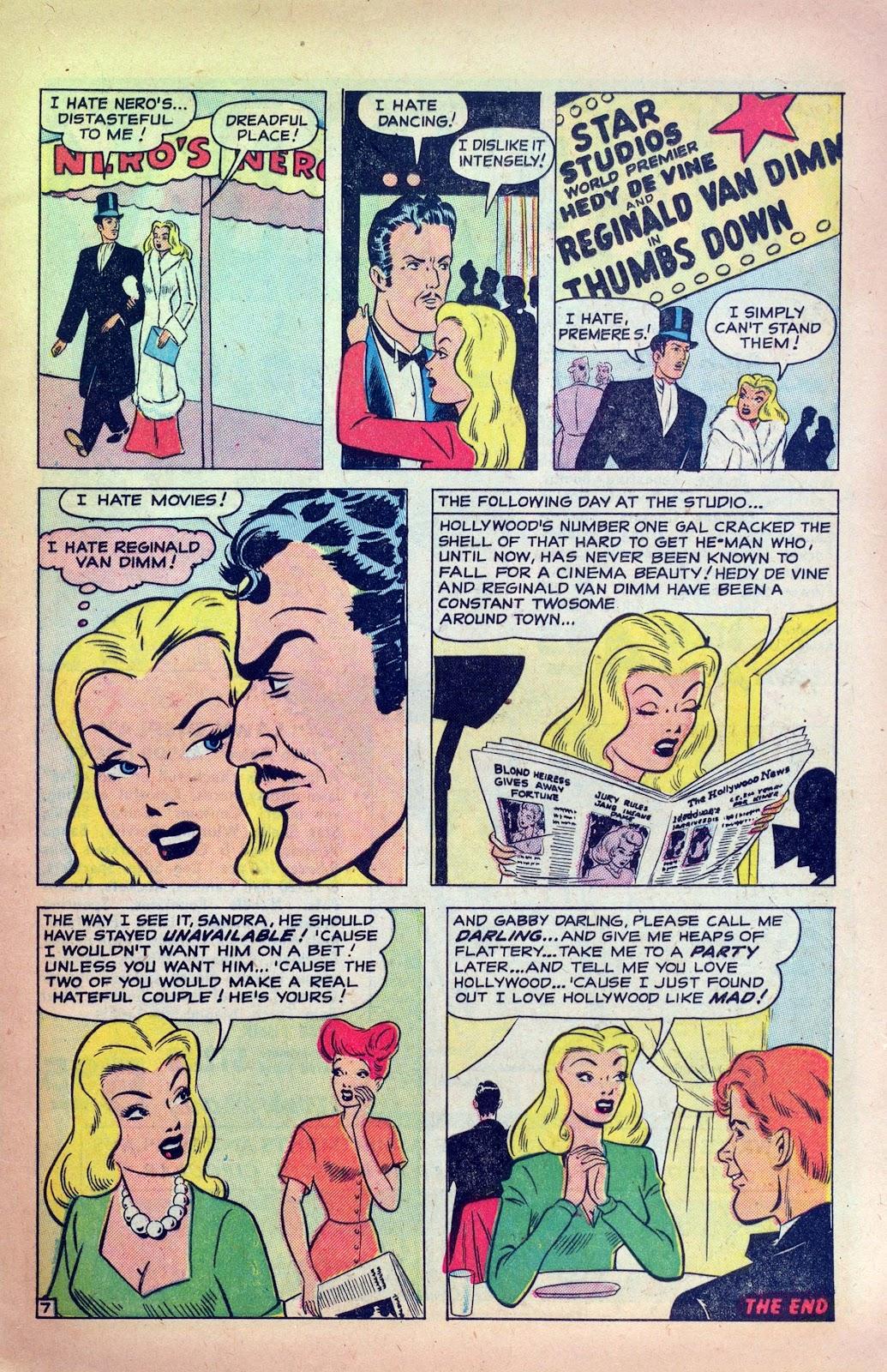Read online Joker Comics comic -  Issue #42 - 9