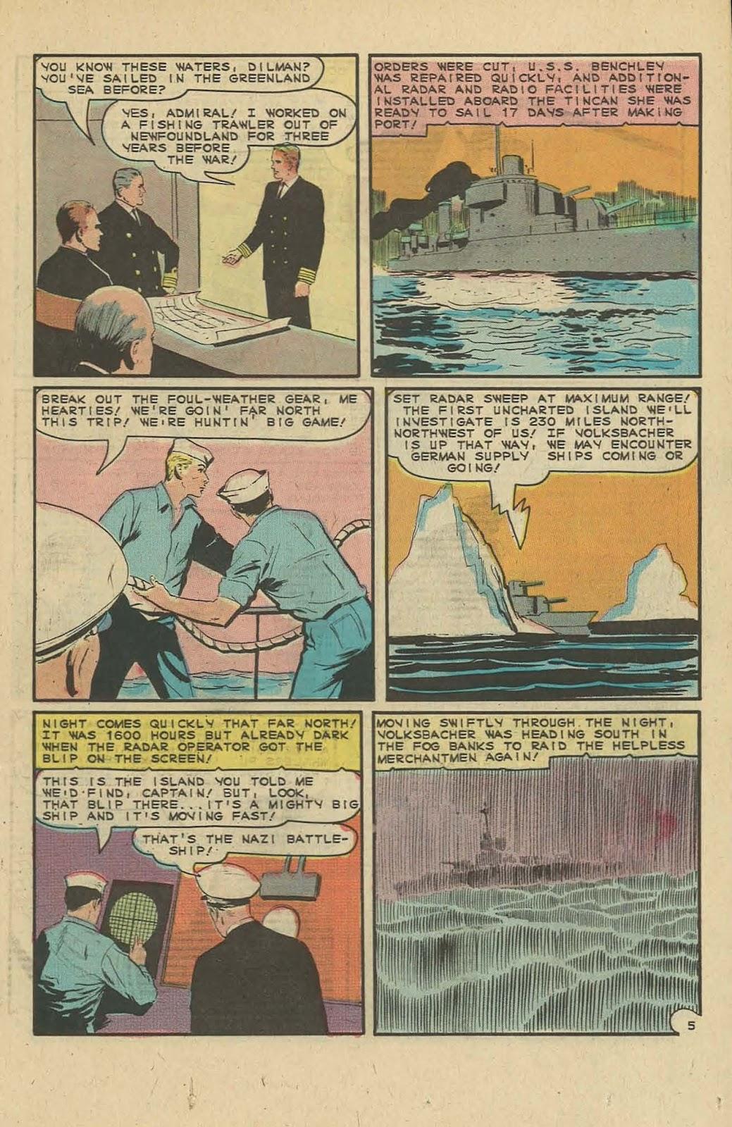 Read online Fightin' Navy comic -  Issue #127 - 13