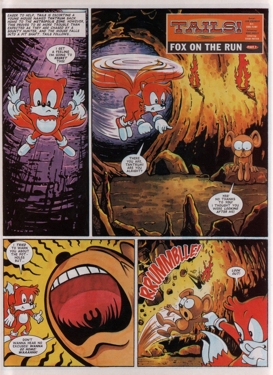 Read online Sonic the Comic comic -  Issue #74 - 26