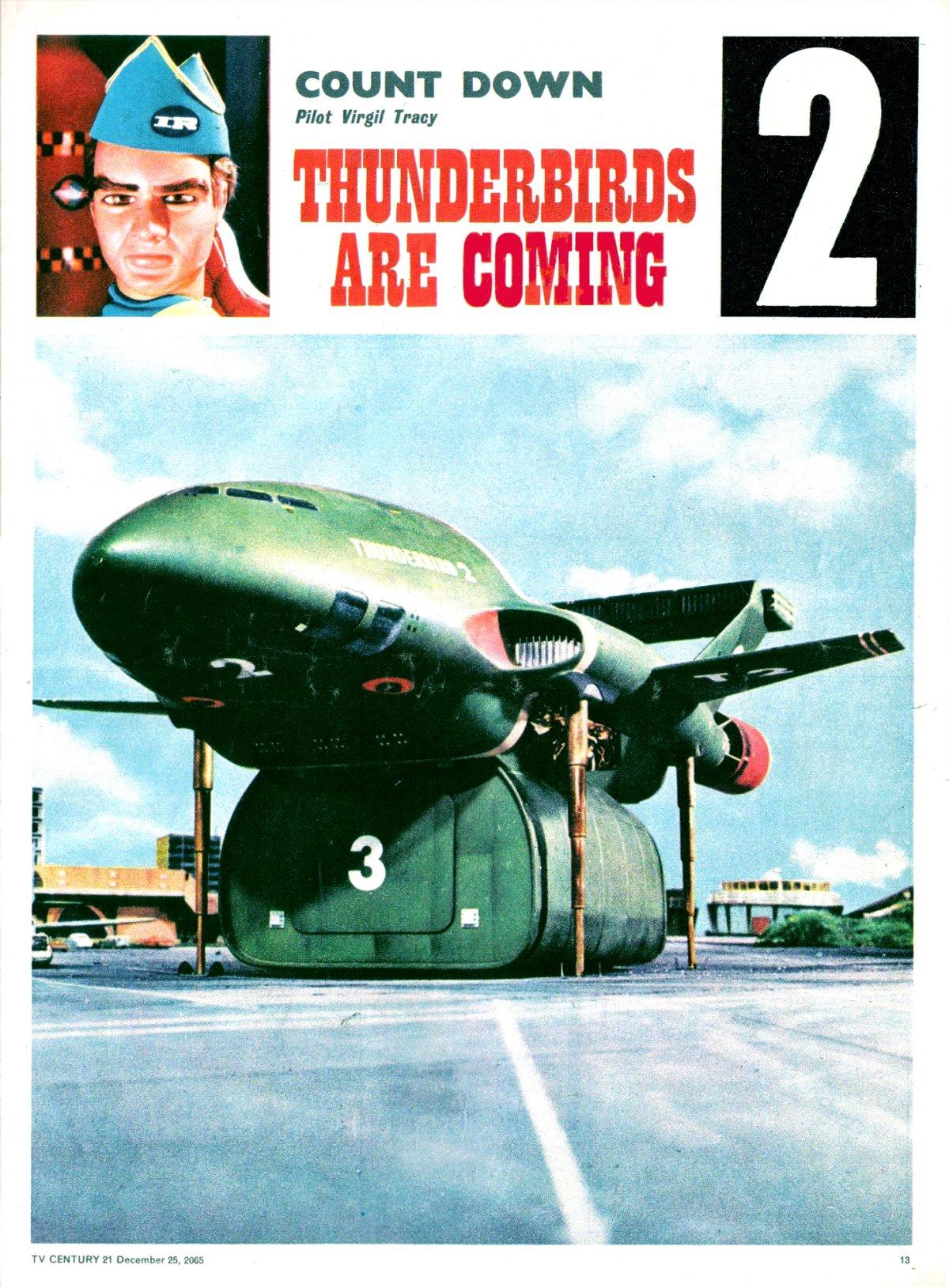 Read online TV Century 21 (TV 21) comic -  Issue #49 - 12