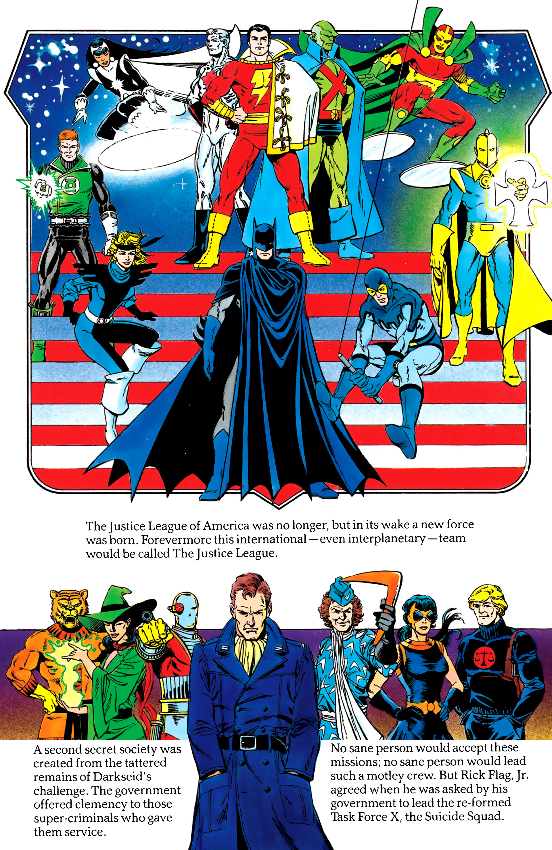 Read online History of the DC Universe comic -  Issue #2 - 41