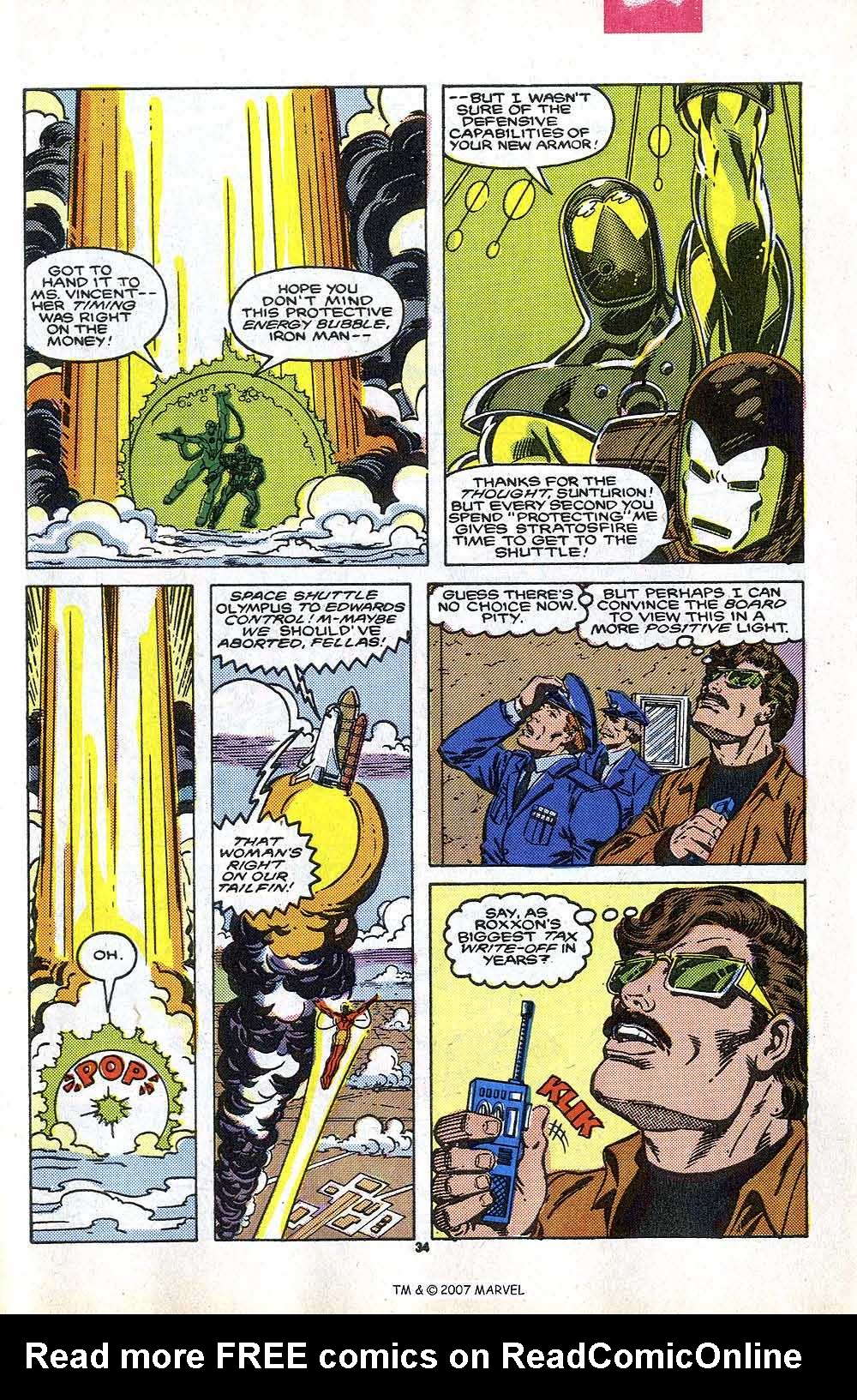 Iron Man Annual issue 9 - Page 43