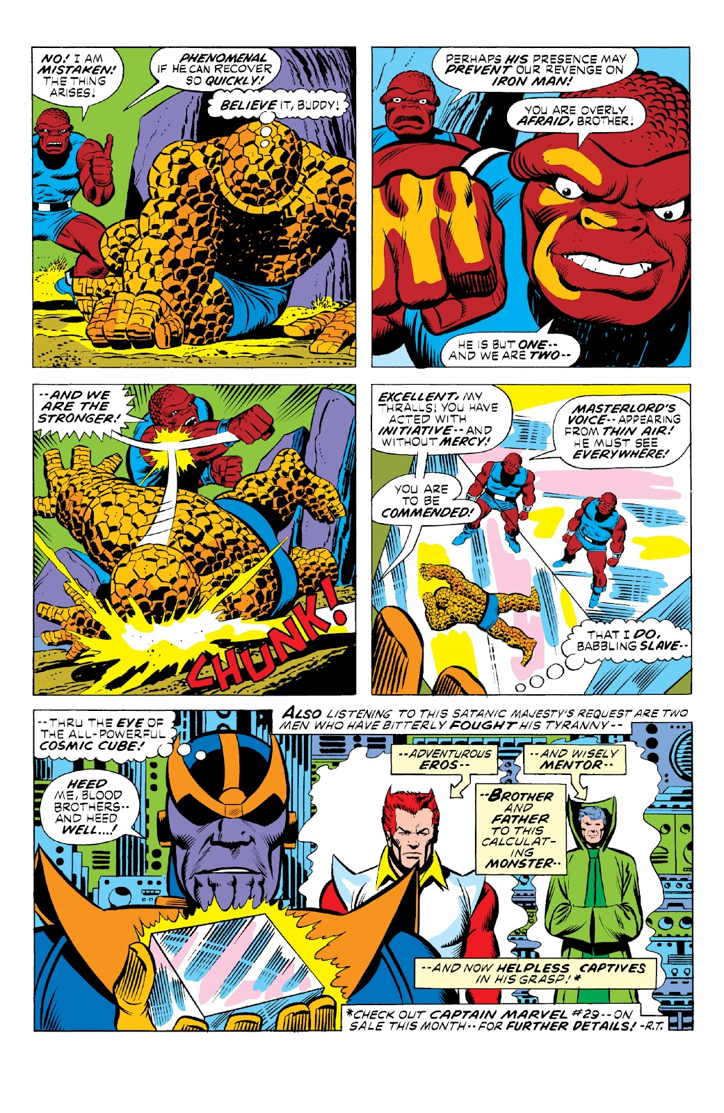 Read online Marvel Two-In-One Epic Collection: Cry Monster comic -  Issue # TPB (Part 1) - 35