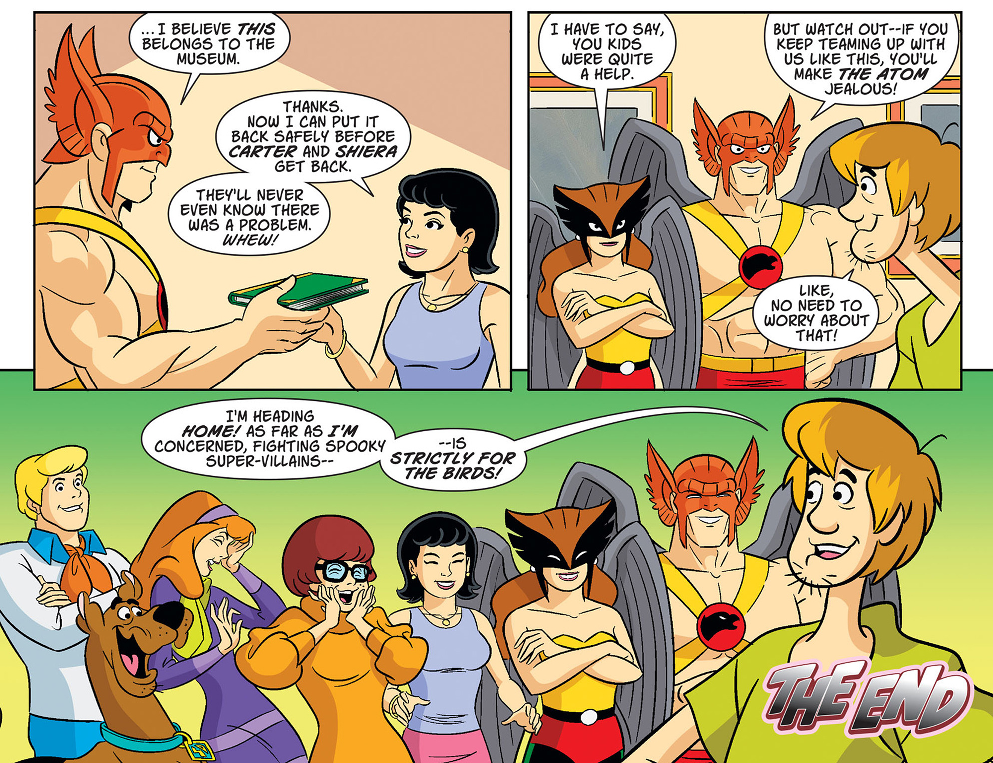 Read online Scooby-Doo! Team-Up comic -  Issue #34 - 23