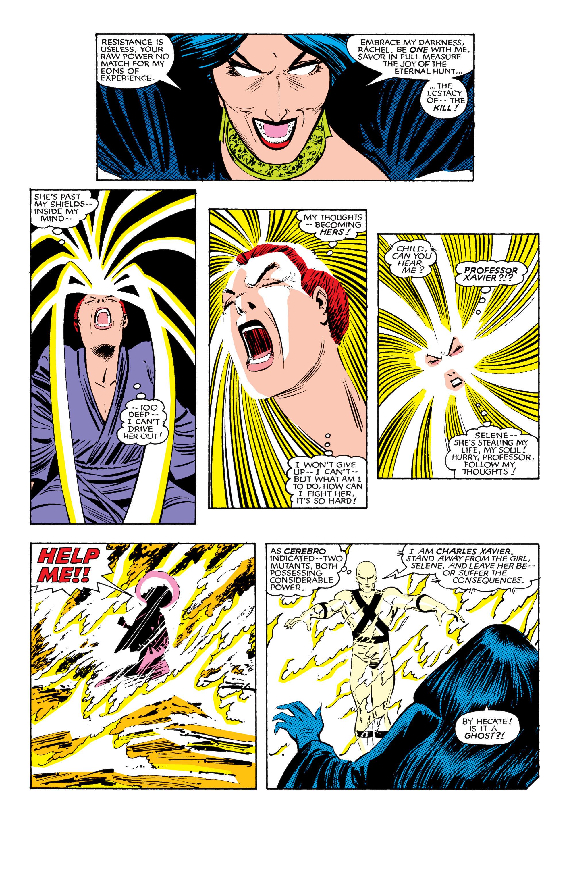 Read online Uncanny X-Men (1963) comic -  Issue #184 - 18
