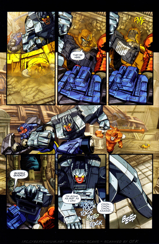 Read online Transformers Armada comic -  Issue #1 - 19
