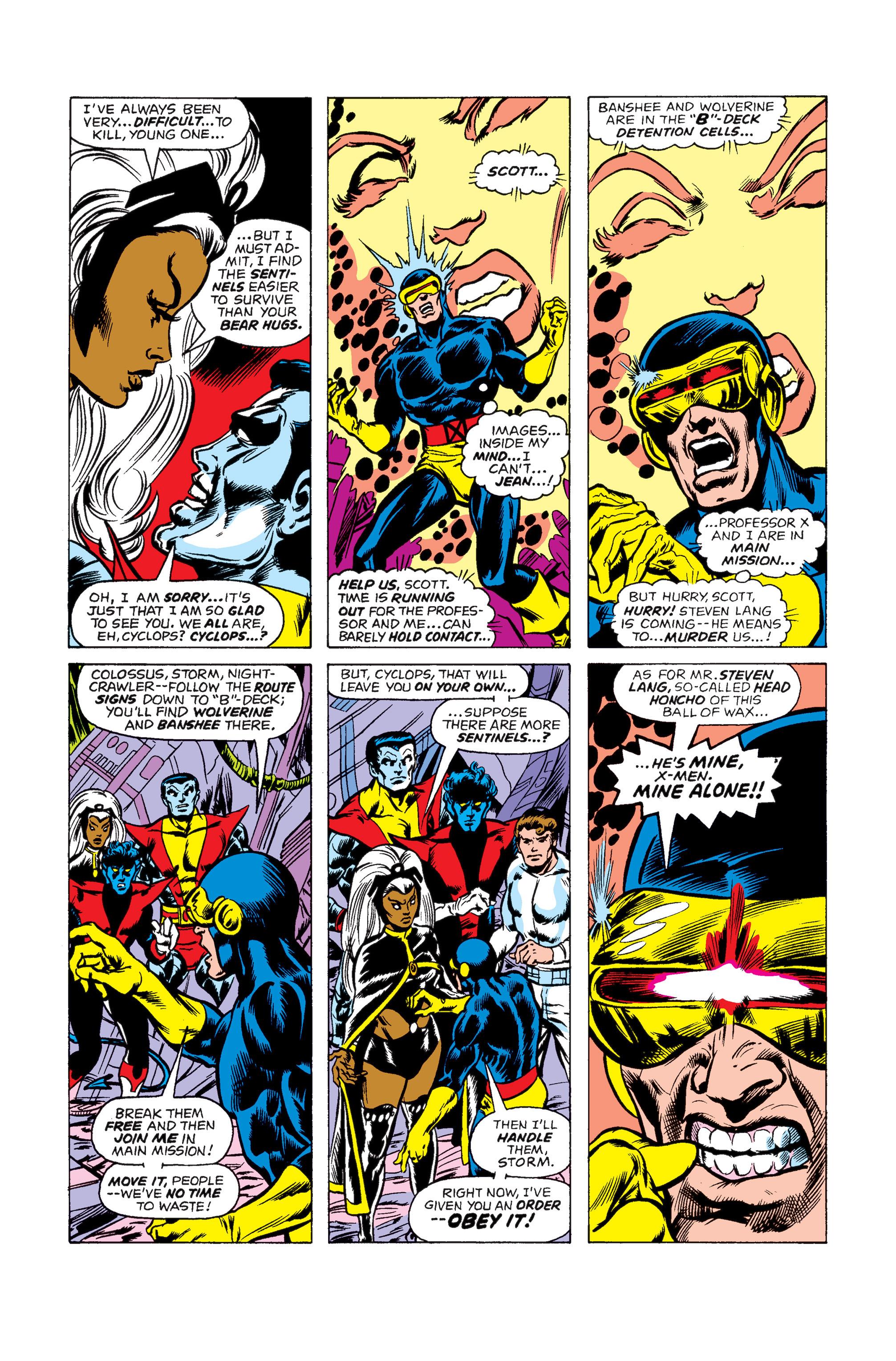 Uncanny X-Men (1963) 99 Page 14