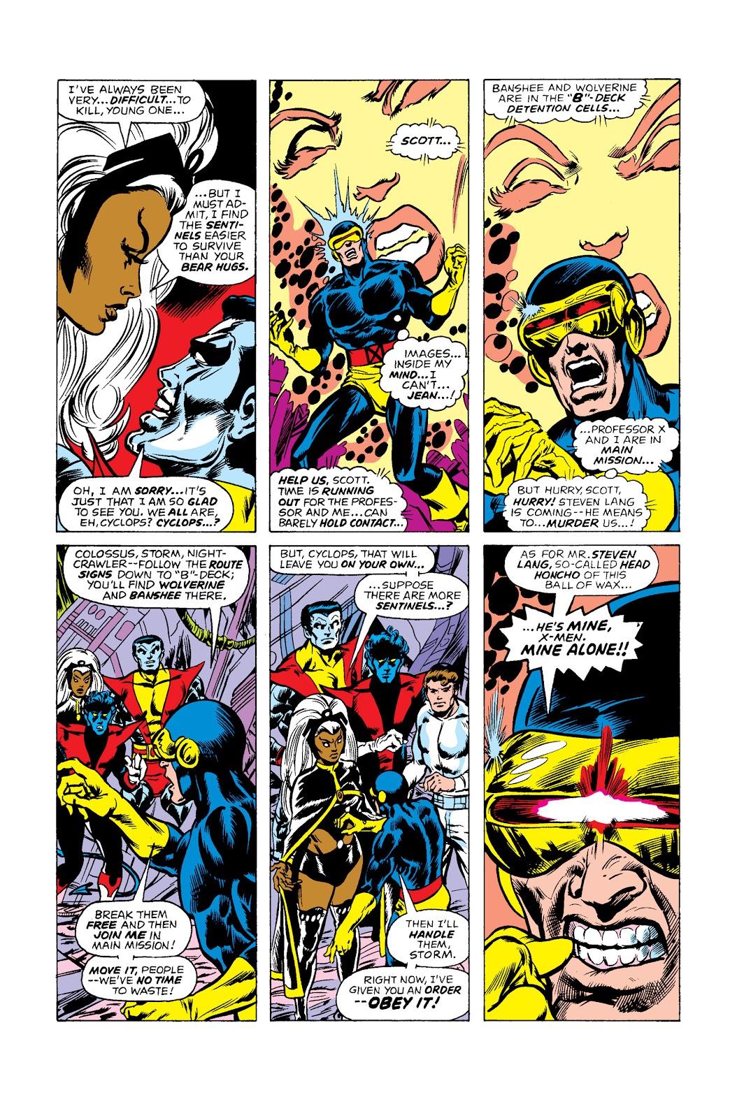 Uncanny X-Men (1963) issue 99 - Page 15