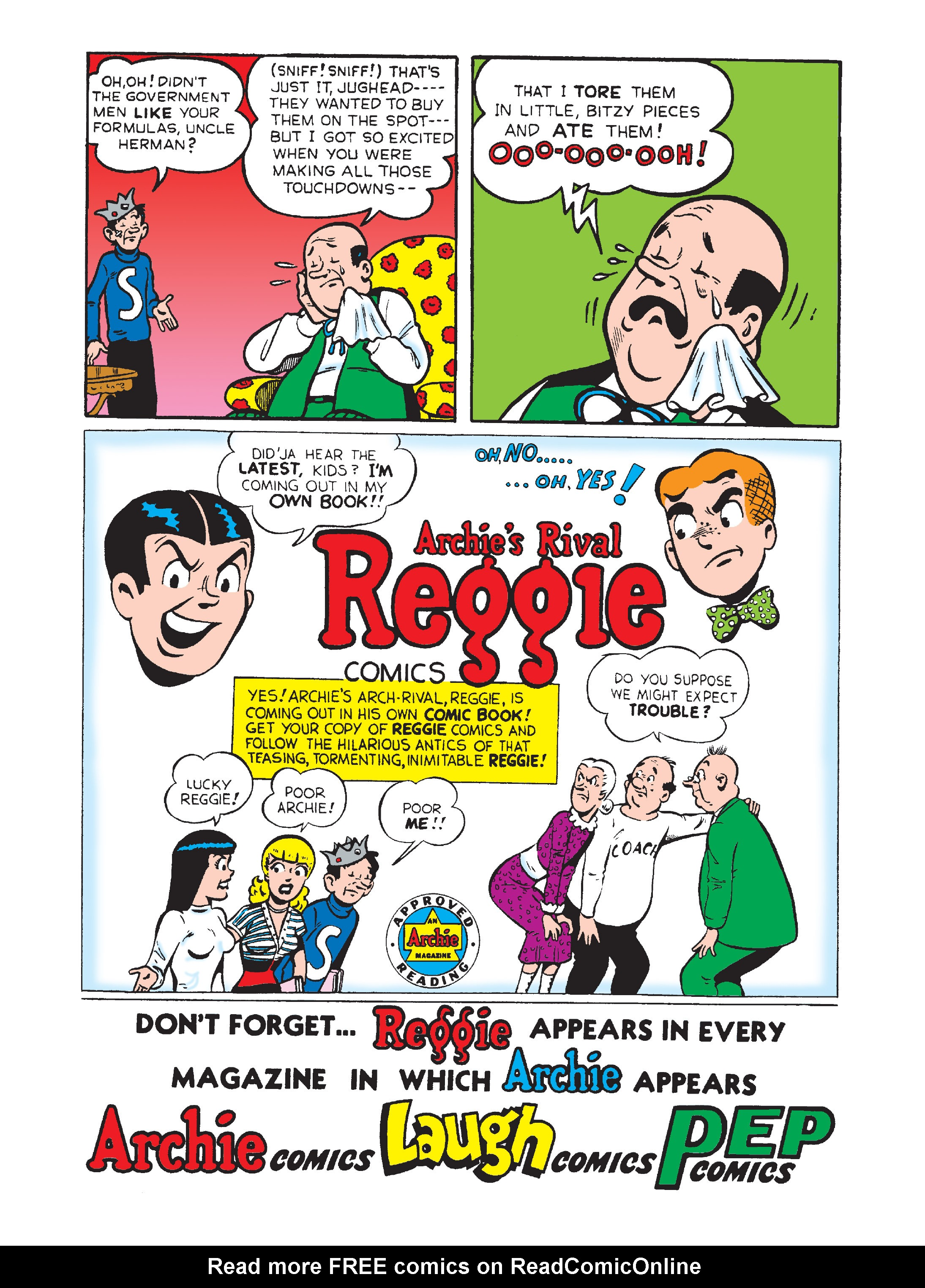 Read online Archie 75th Anniversary Digest comic -  Issue #3 - 50