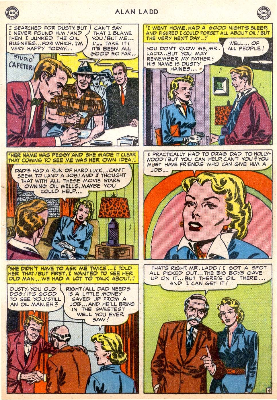Adventures of Alan Ladd issue 4 - Page 43