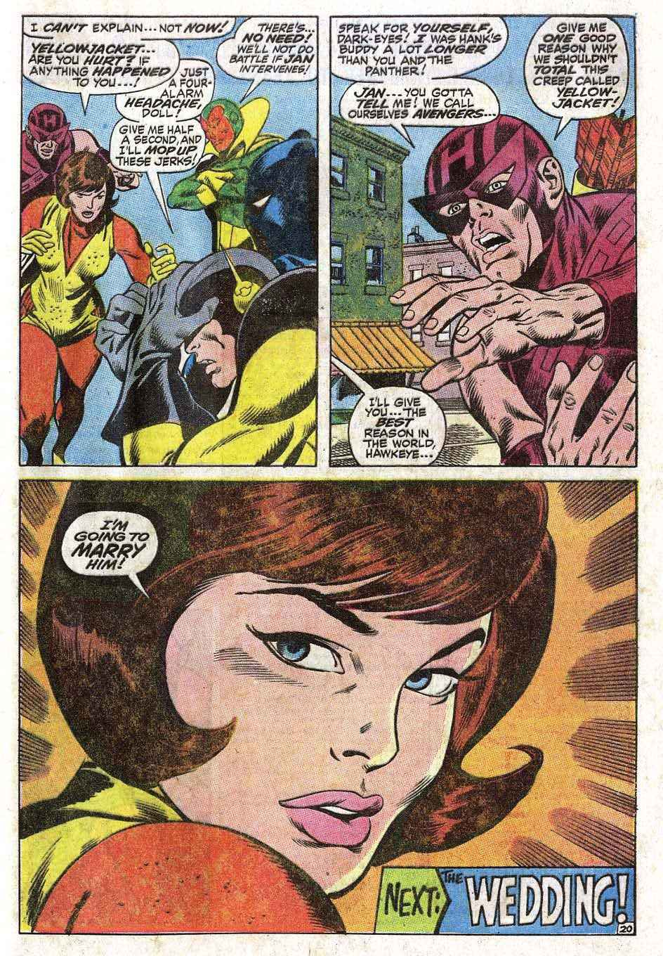 The Avengers (1963) 59 Page 27