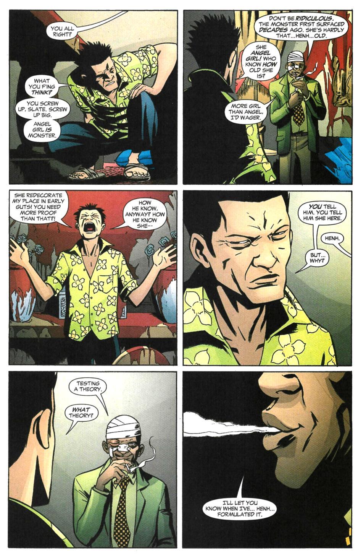 Read online Fallen Angel (2003) comic -  Issue #6 - 7