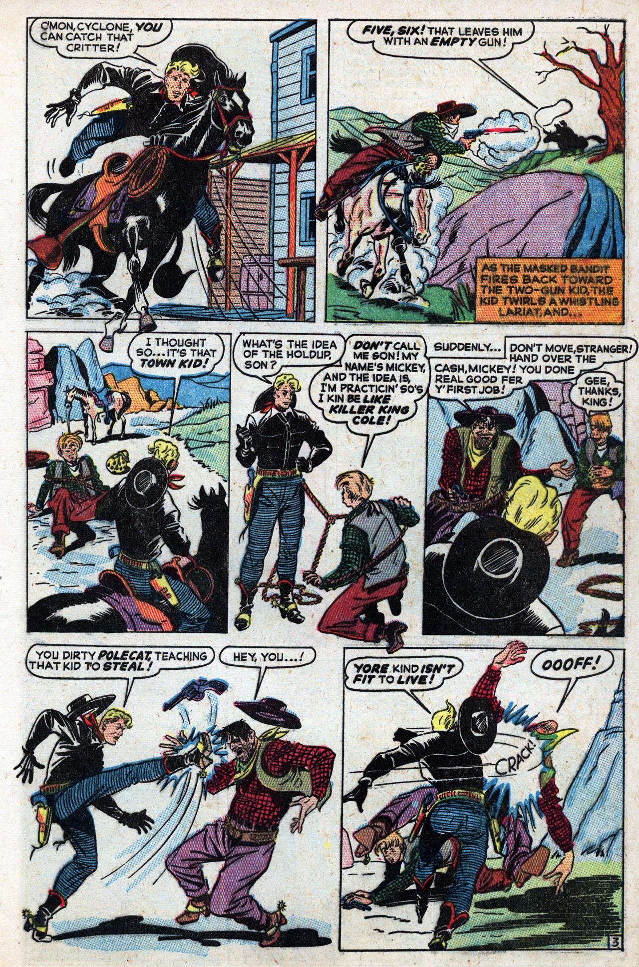 Read online Two-Gun Kid comic -  Issue #3 - 5