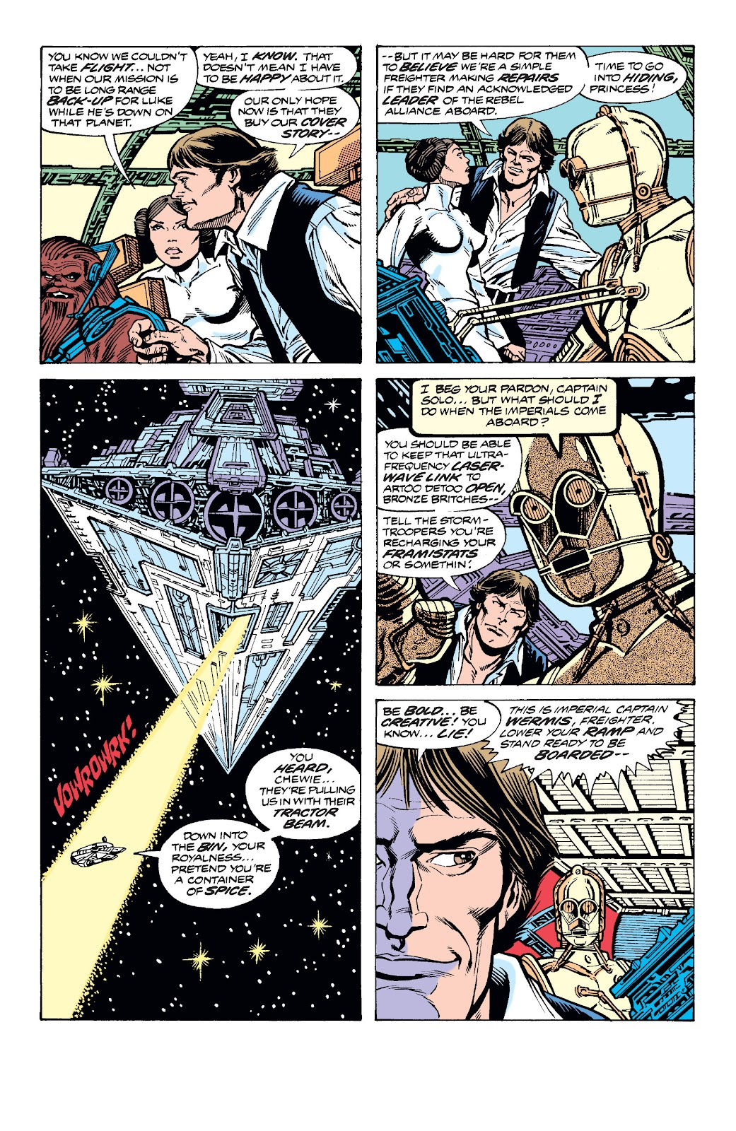 Read online Star Wars Legends: The Original Marvel Years - Epic Collection comic -  Issue # TPB 2 (Part 3) - 59