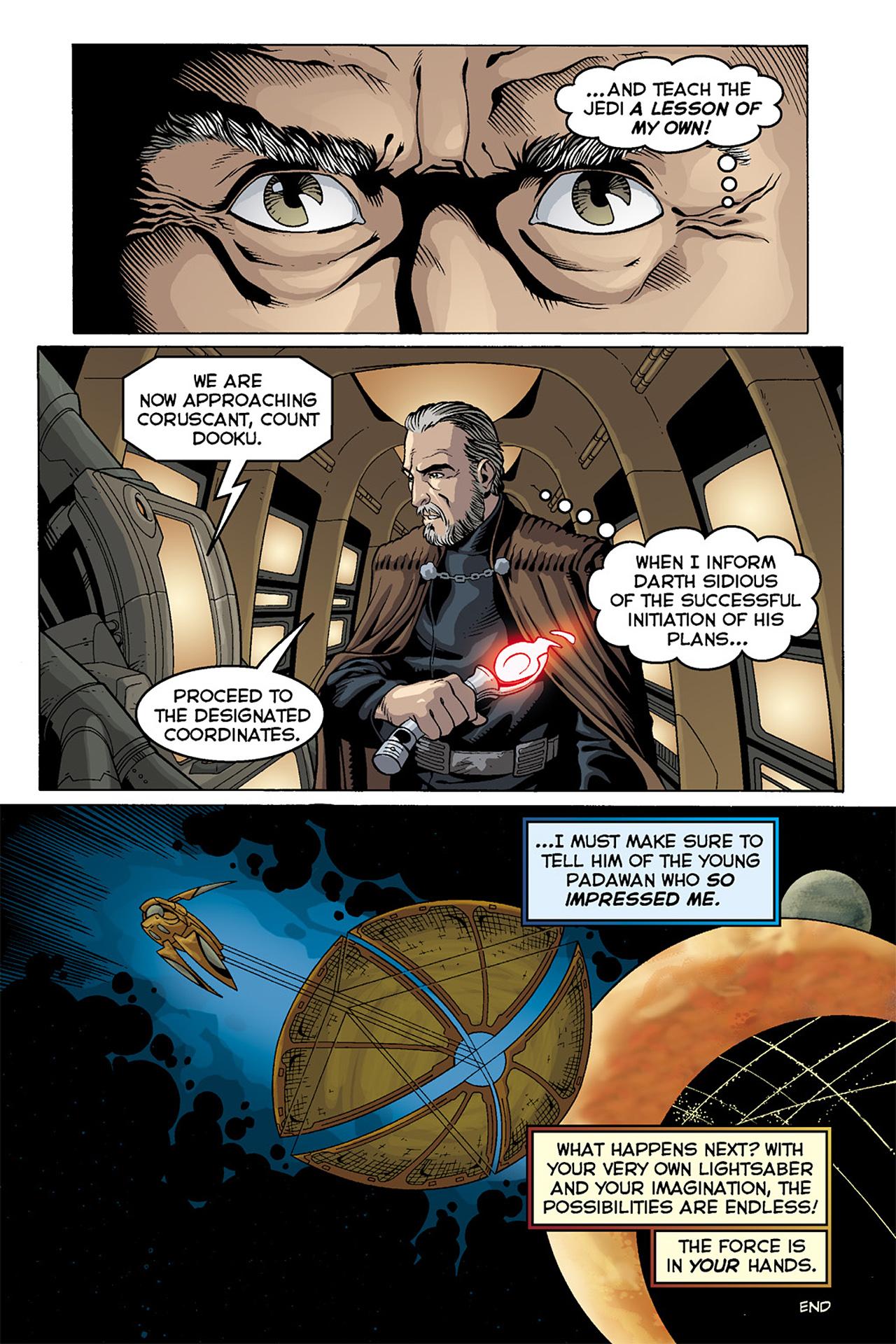 Read online Star Wars Omnibus comic -  Issue # Vol. 10 - 447