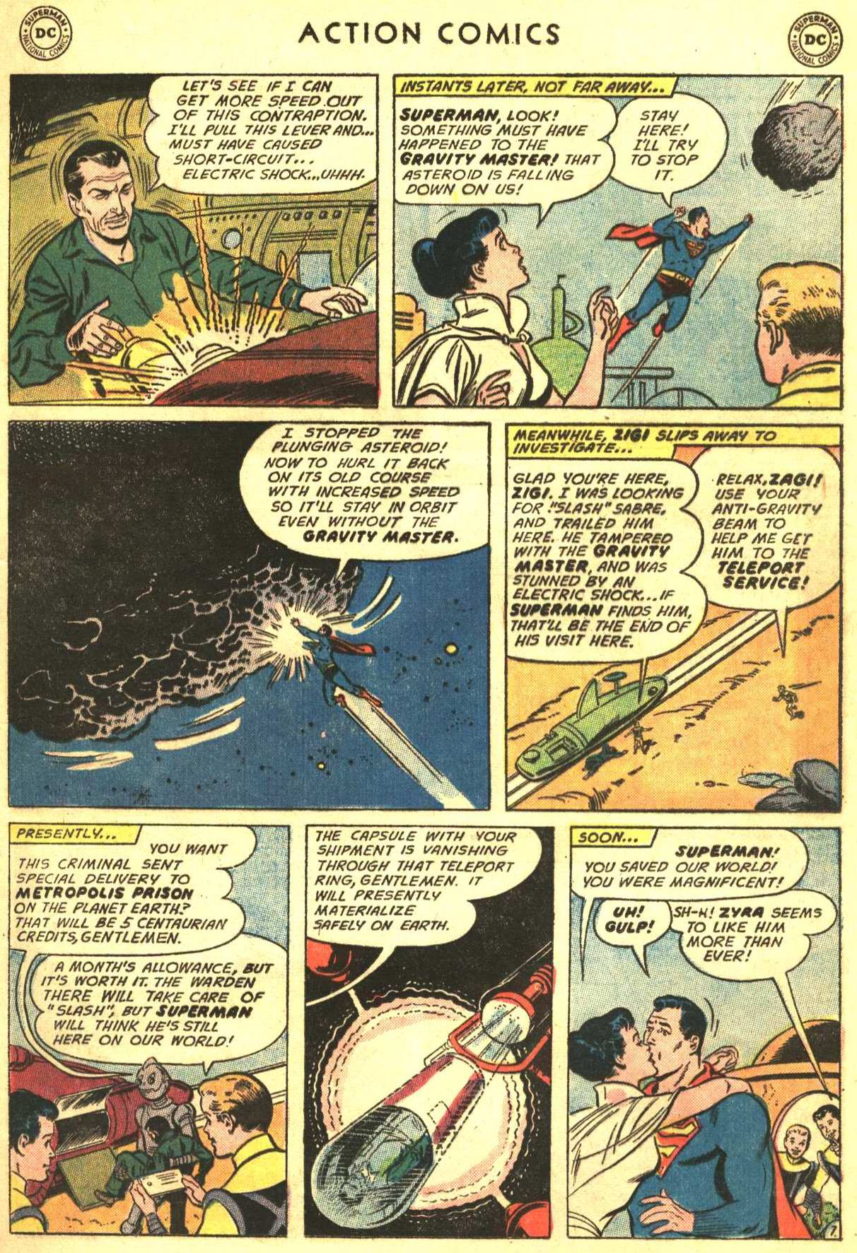 Read online Action Comics (1938) comic -  Issue #316 - 8