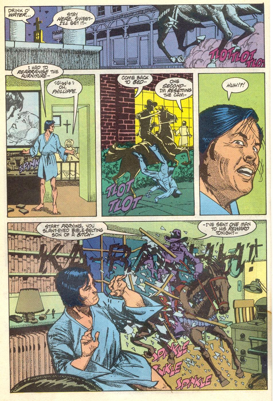 Read online American Flagg! comic -  Issue #17 - 8