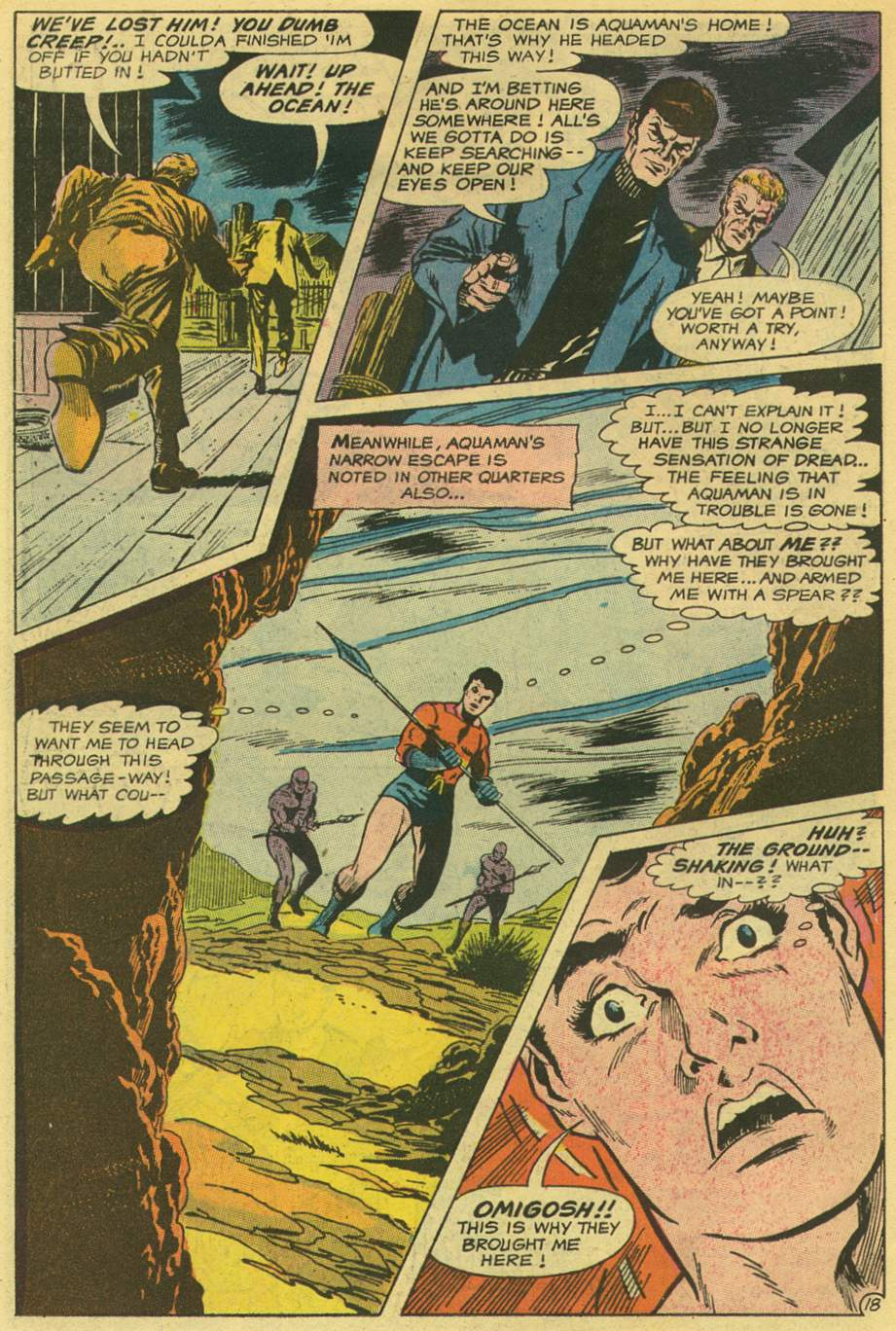 Read online Aquaman (1962) comic -  Issue #44 - 26