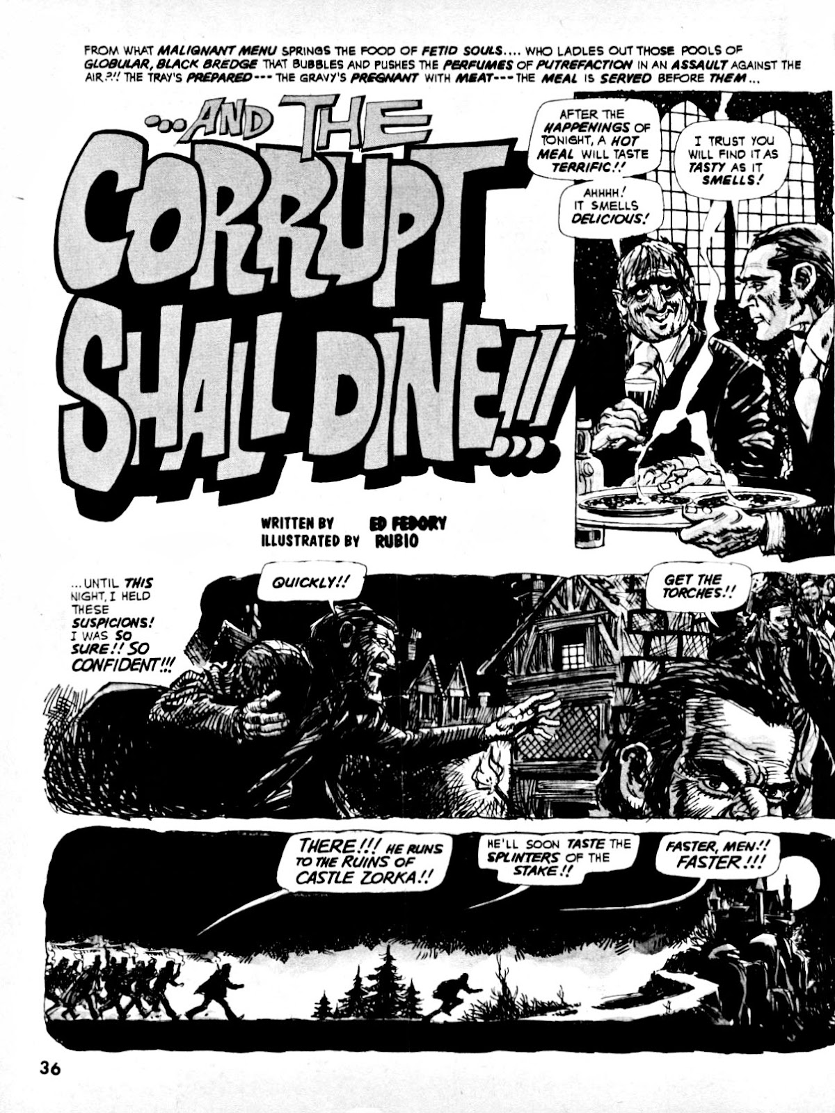 Nightmare (1970) issue 14 - Page 34