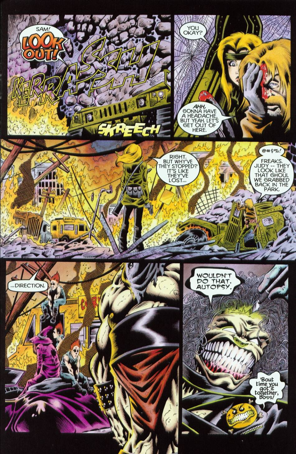 Evil Ernie: Destroyer issue 5 - Page 5
