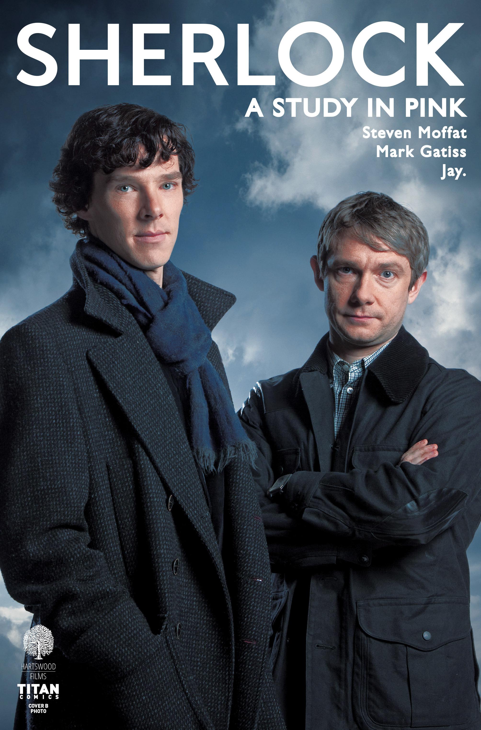 Read online Sherlock: A Study In Pink comic -  Issue #3 - 2