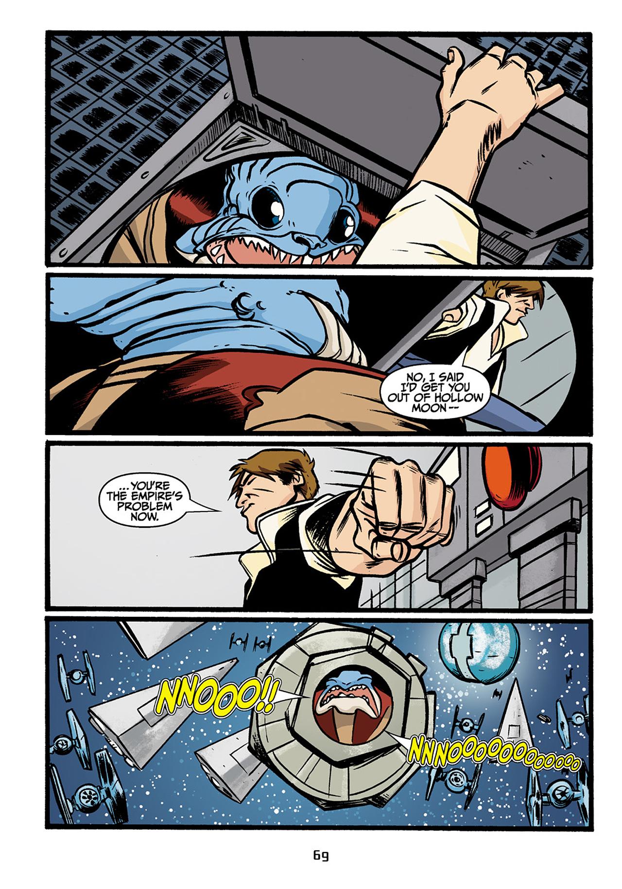 Read online Star Wars Omnibus comic -  Issue # Vol. 33 - 71