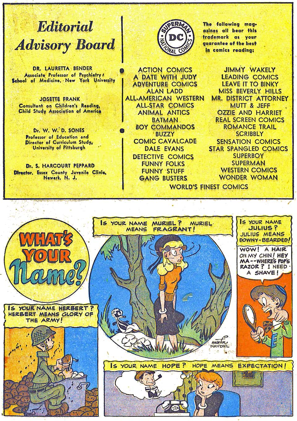 Read online Wonder Woman (1942) comic -  Issue #38 - 34