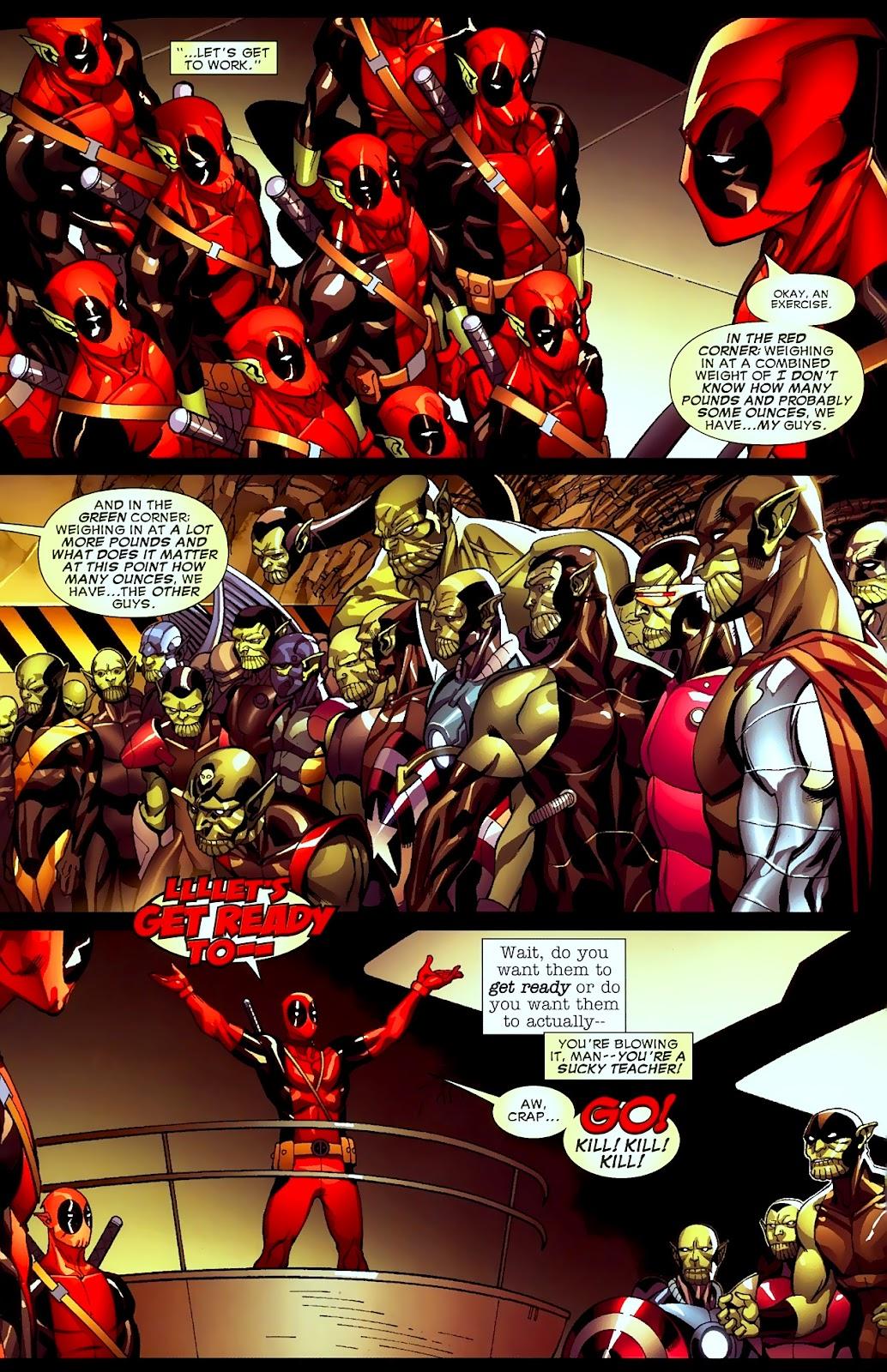 Read online Deadpool (2008) comic -  Issue #2 - 15